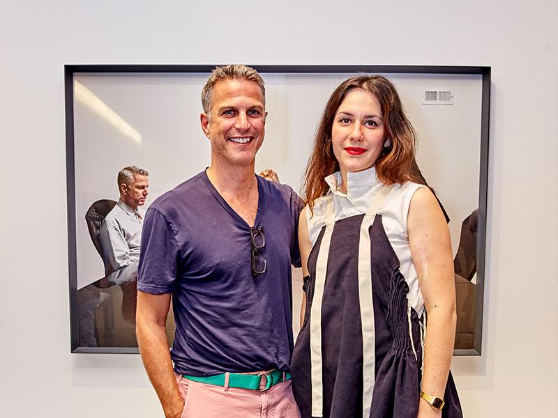 Phillip Toledano i Marina Paulenka