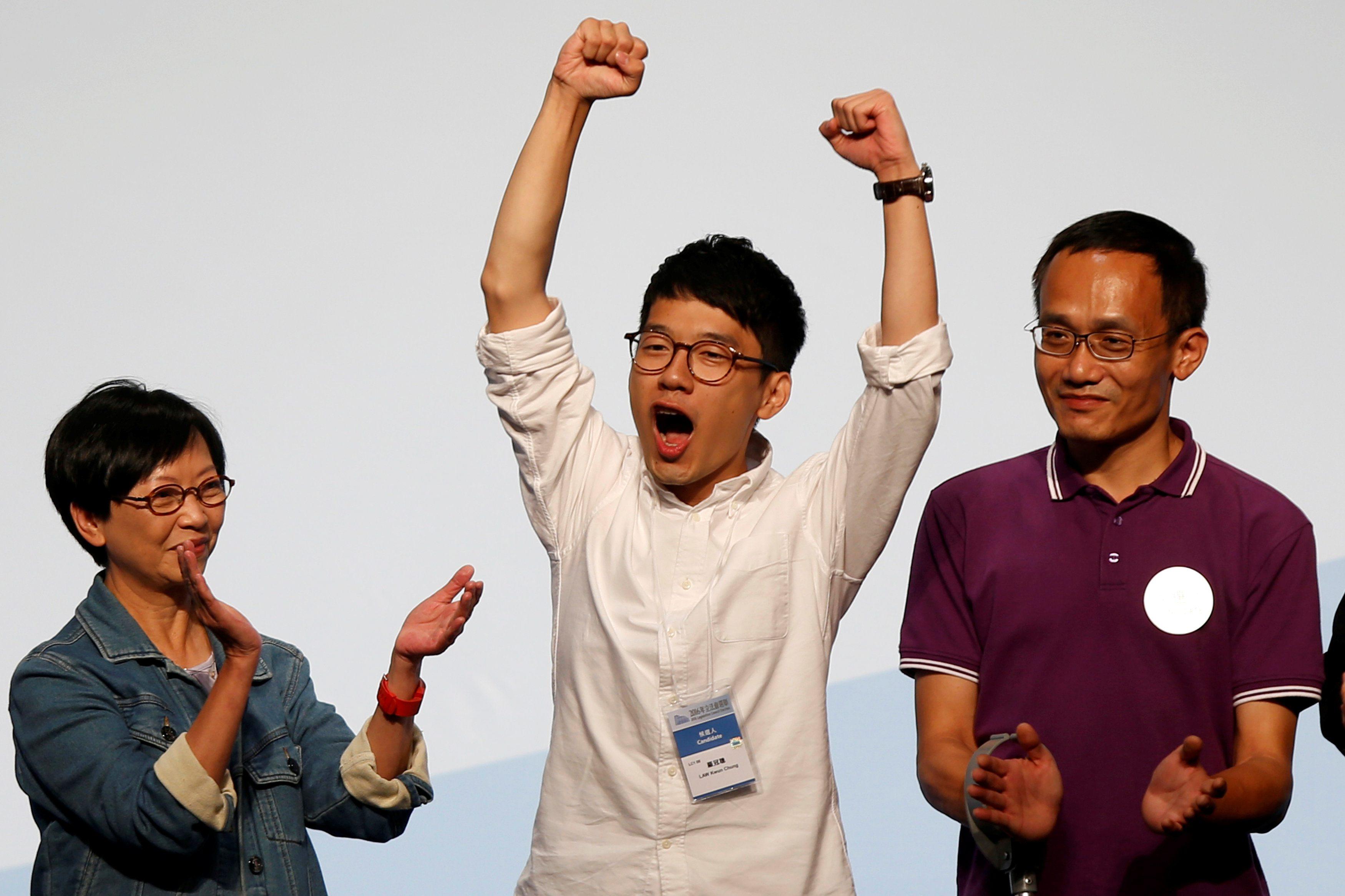 Hong Kong izbori