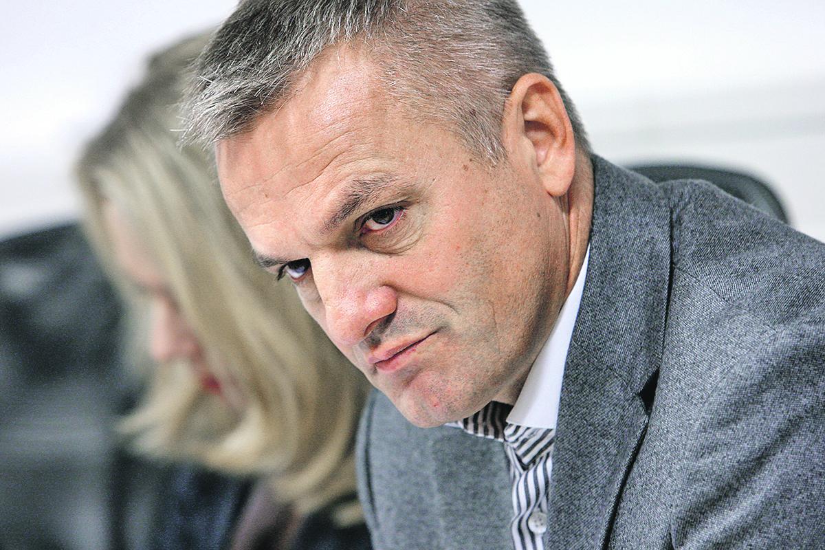 Zvonko Milas, državni tajnik Središnjeg državnog ureda za Hrvate izvan RH