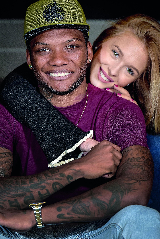 Junior Fernandes i supruga Marta Marija Fernandes