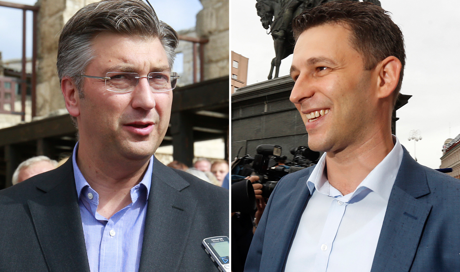 Plenković i Petrov