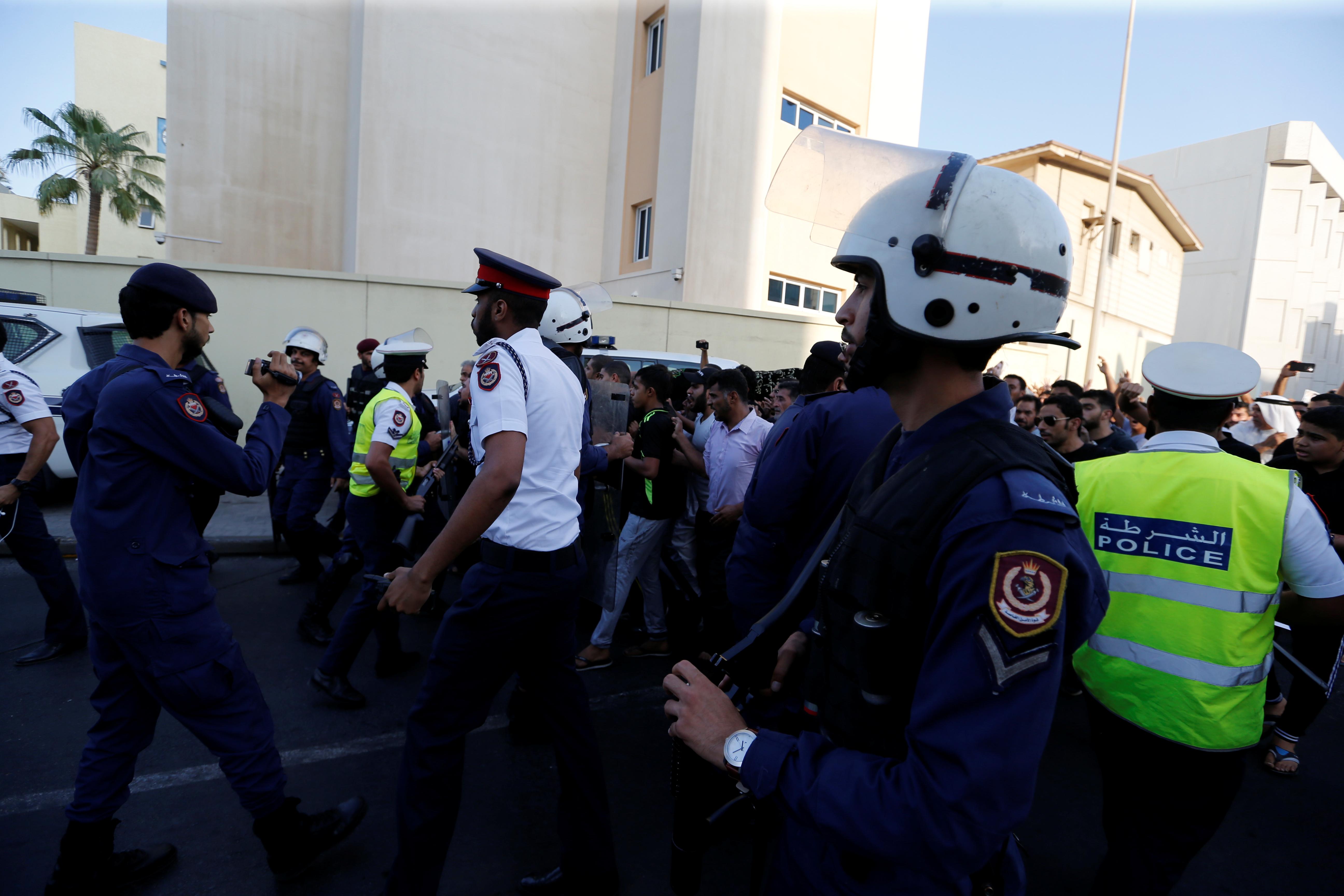Policija u Bahreinu, ilustrativna fotografija