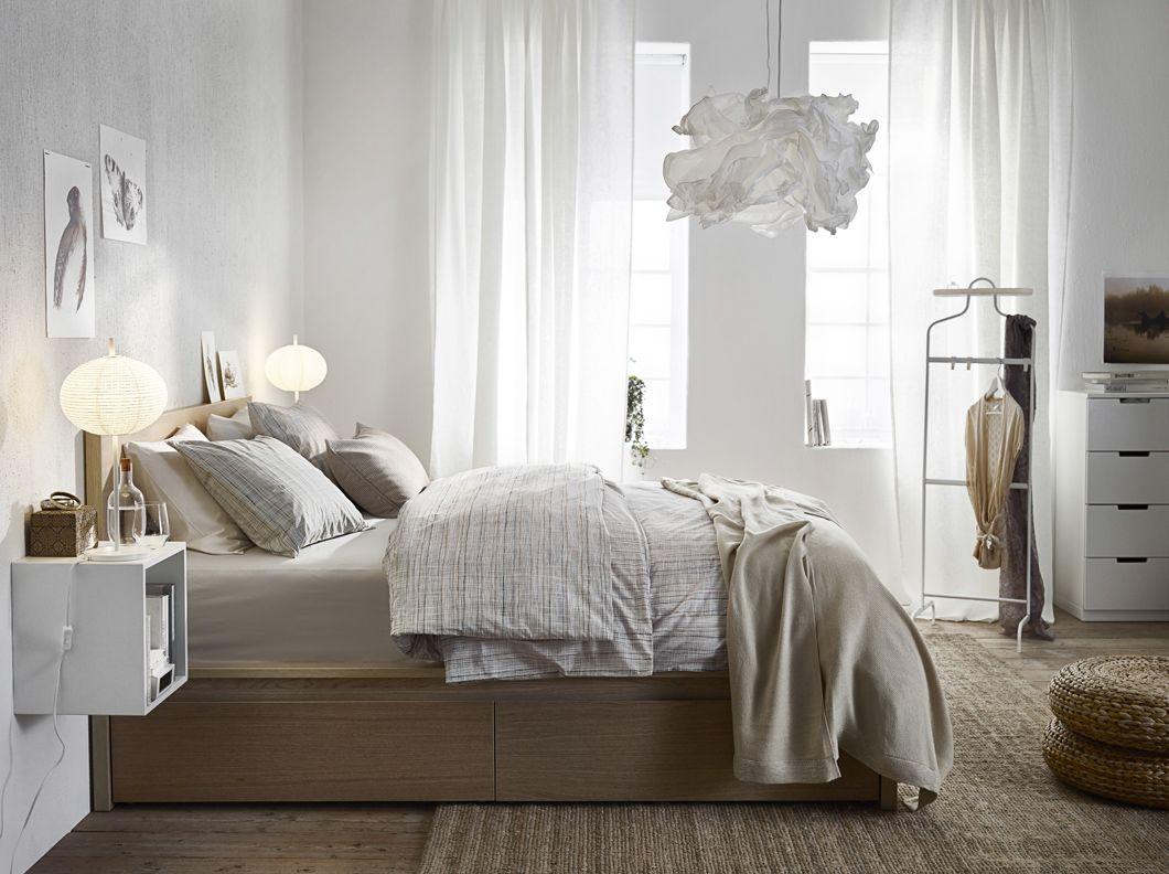 Ikea spavaća soba 8