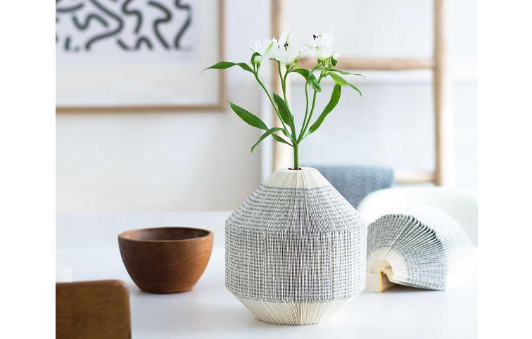 DIY vaza