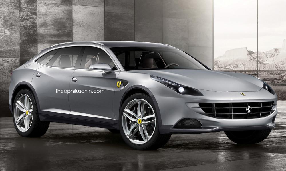 Ferrari-crossover-rendering