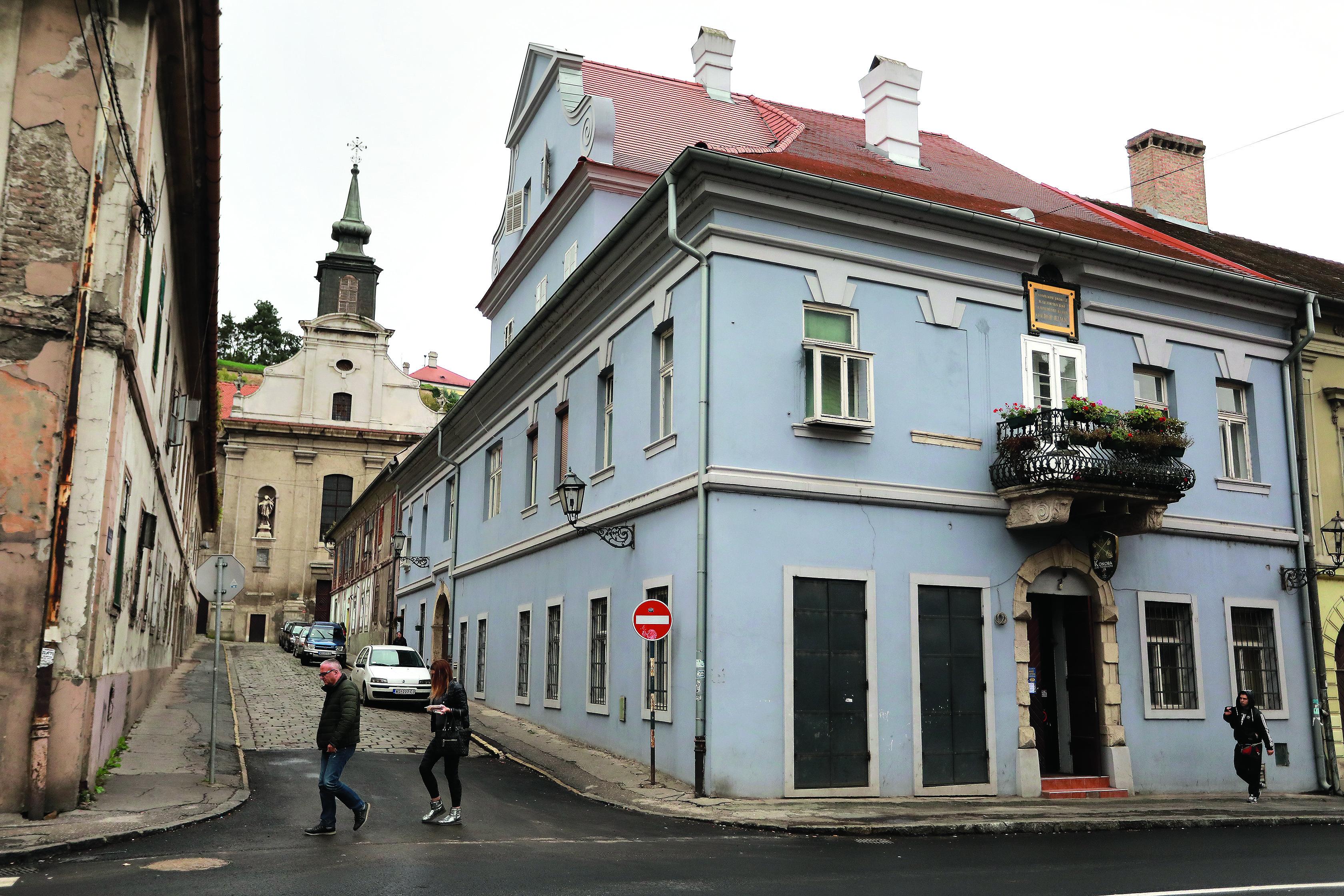 Kuća bana Jelačića na Petrovaradinu
