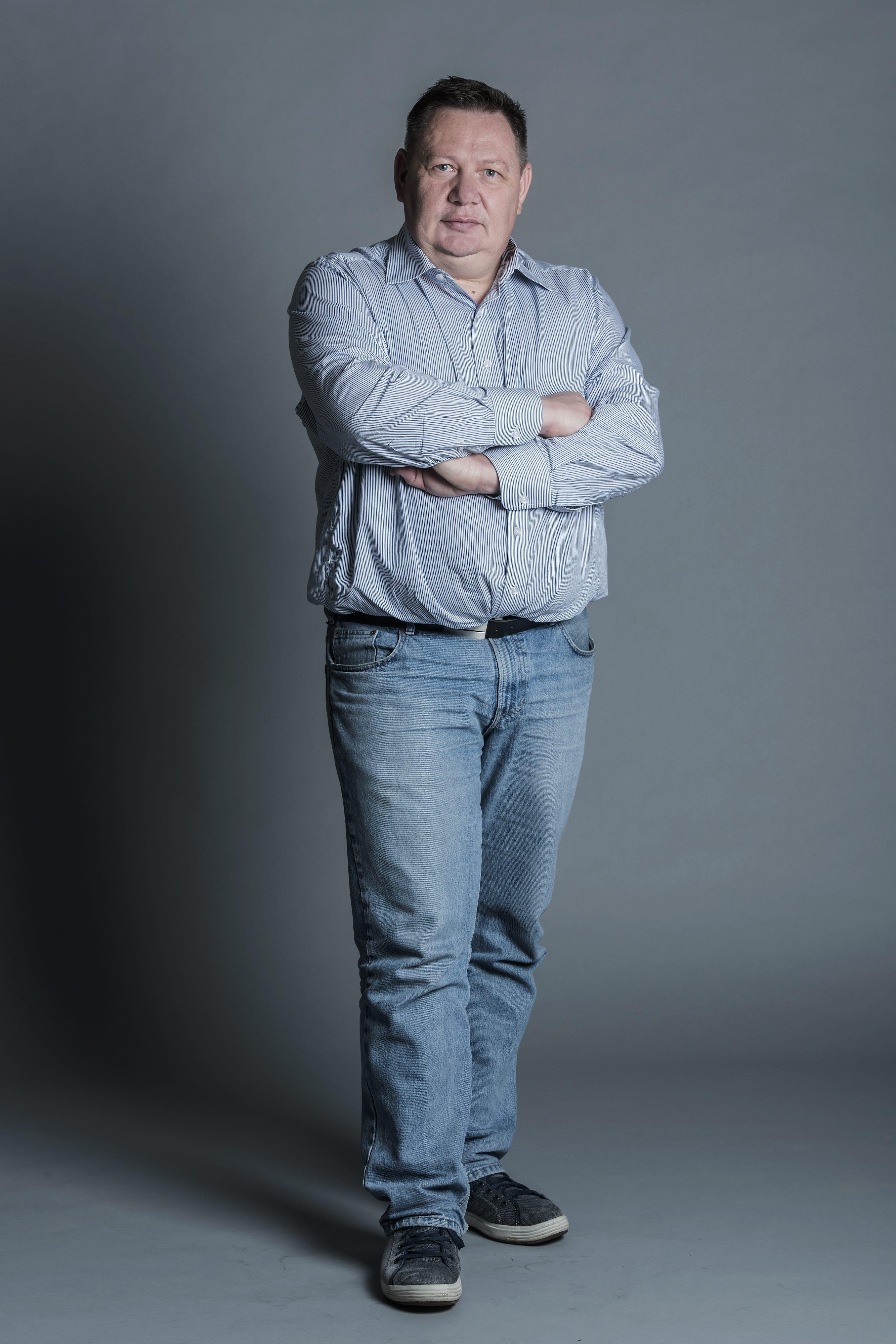Zagreb, 101017.  Stanko Cerin, direktor Ostendo consulting. Clan zirija za Hanza media Smart city nagrada Jutarnjeg lista. Foto: Neja Markicevic / CROPIX