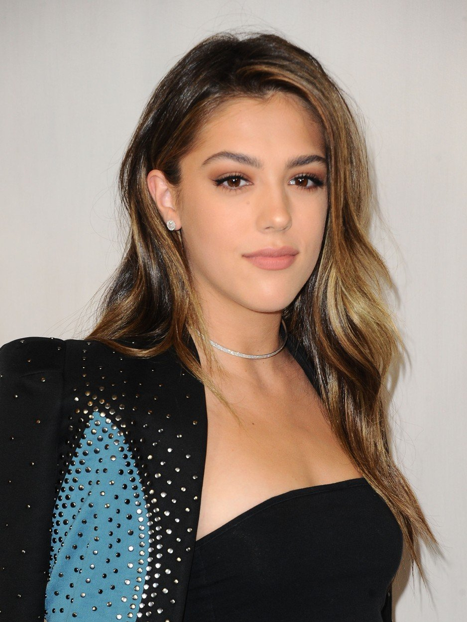 -Westwood, CA - 10/14/2017 Hammer Museum`s Gala in the Garden -PICTURED: Sistine Rose Stallone -, Image: 352909390, License: Rights-managed, Restrictions: , Model Release: no, Credit line: Profimedia, INSTAR Images
