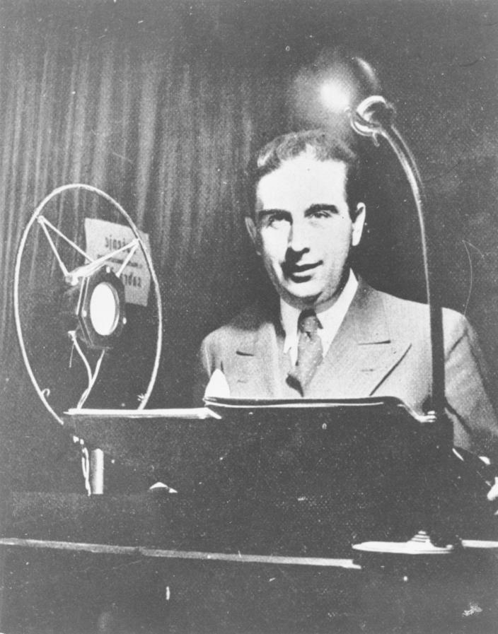 Ivo Šrepel, autor prve radiodrame emitirane 1927.