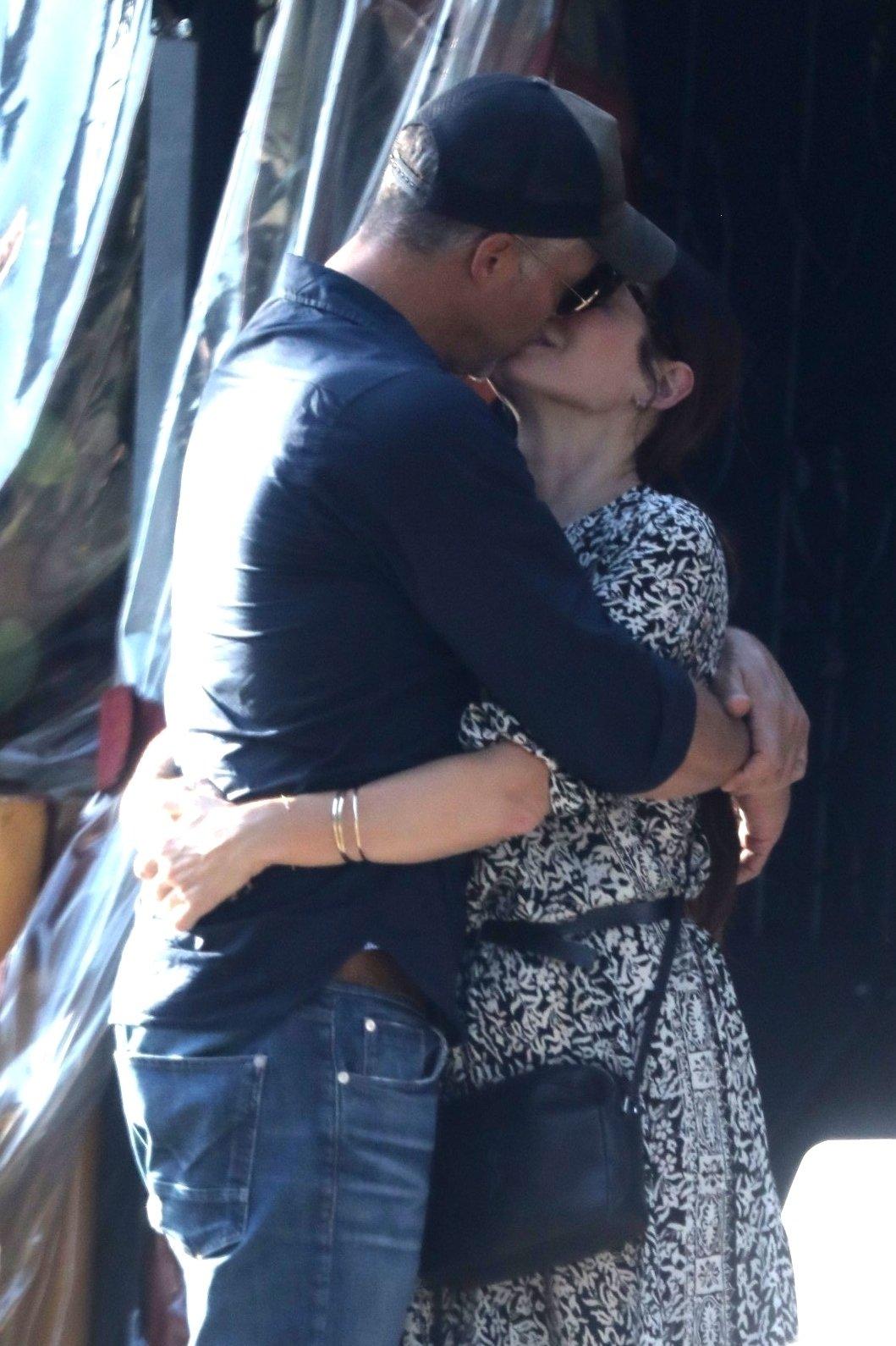 Sandra Bullock i Bryan Randall na ulicama Beverly Hillsa