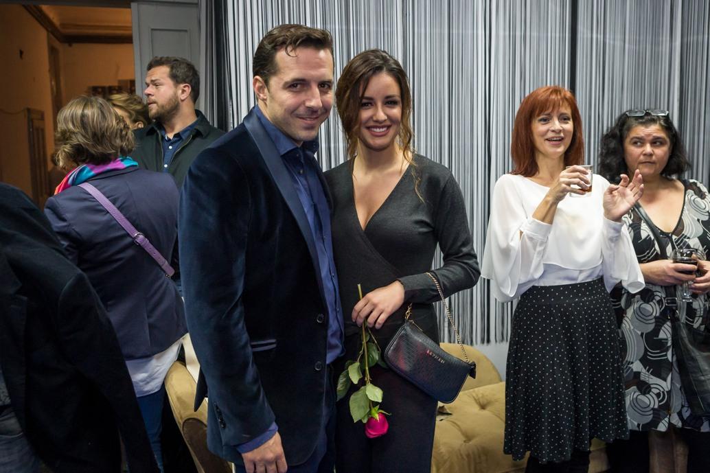 Filip Juričić s djevojkom Nikom