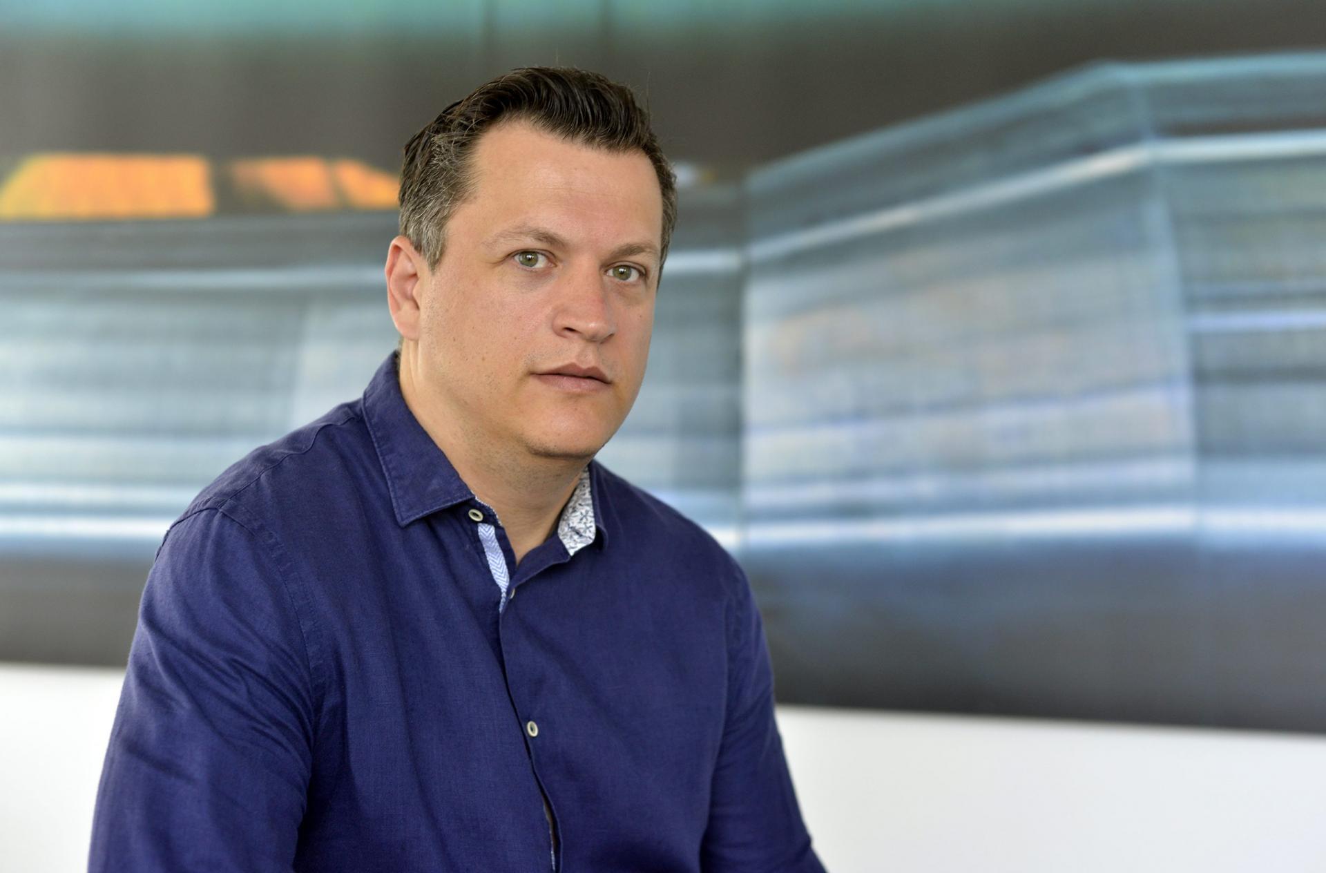 Zagreb, 290617. Tomislav Mazal predsjednik Uprave Djuro Djakovic Grupe. Foto: Bruno Konjevic/CROPIX
