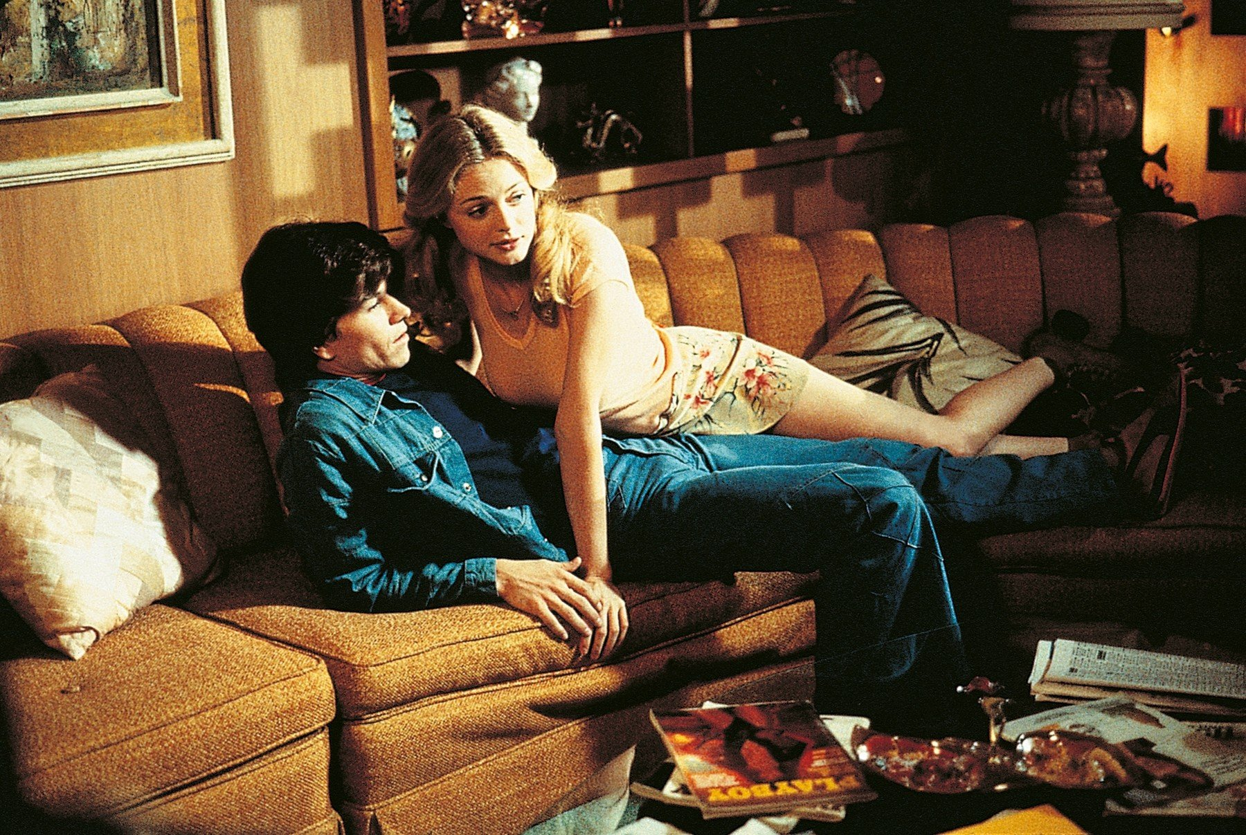 Boogie Nights (1997)  Mark Wahlberg, Heather Graham *Filmstill - Editorial Use Only*, Image: 278949445, License: Rights-managed, Restrictions: *Filmstill - Editorial Use Only*, Model Release: no, Credit line: Profimedia, Film Stills