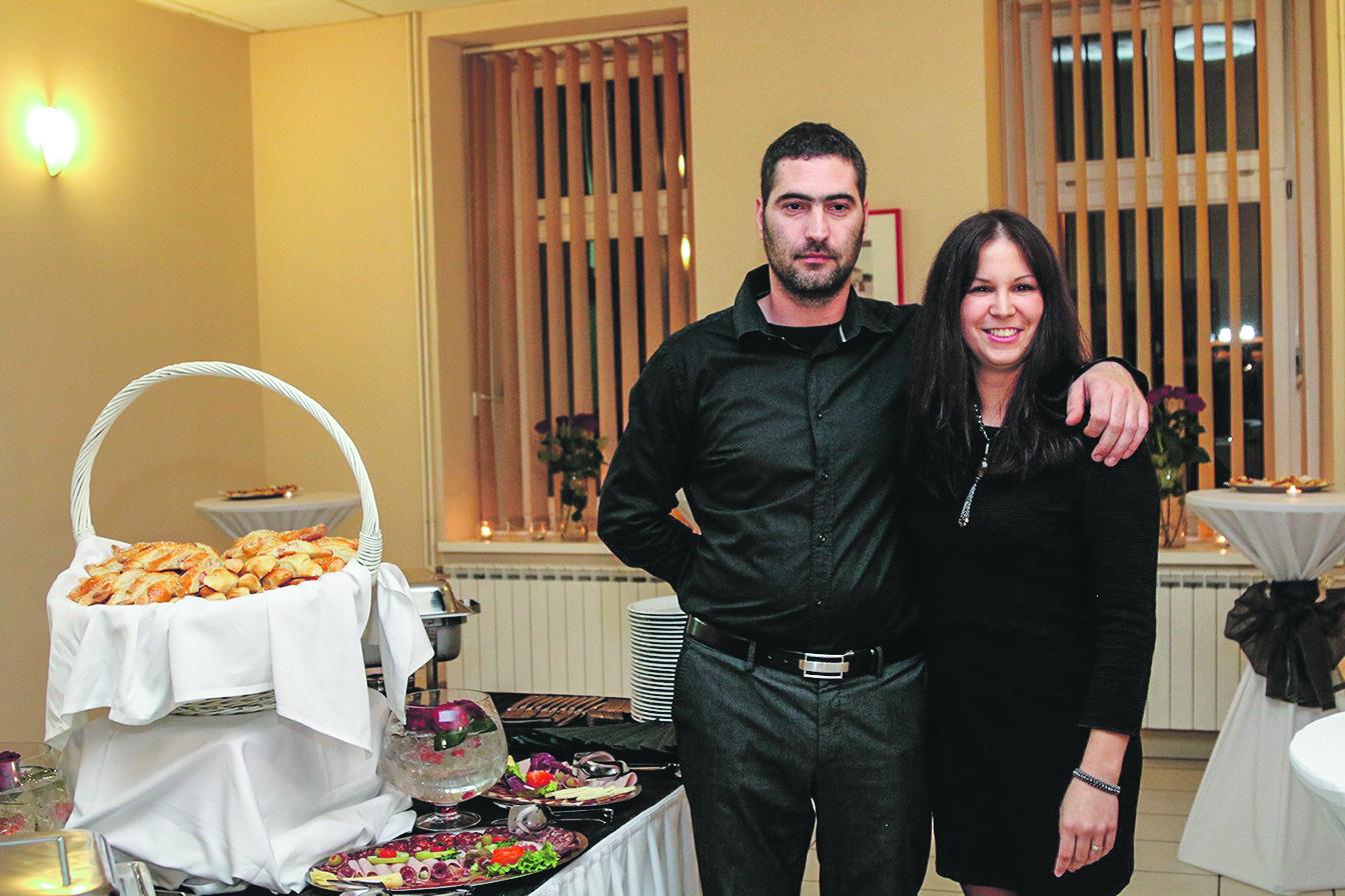 Stefano i Martina Terranova povukli su nepovratna sredstva iz EU i uložili 500.000 kuna u obnovu zapuštenog objekta
