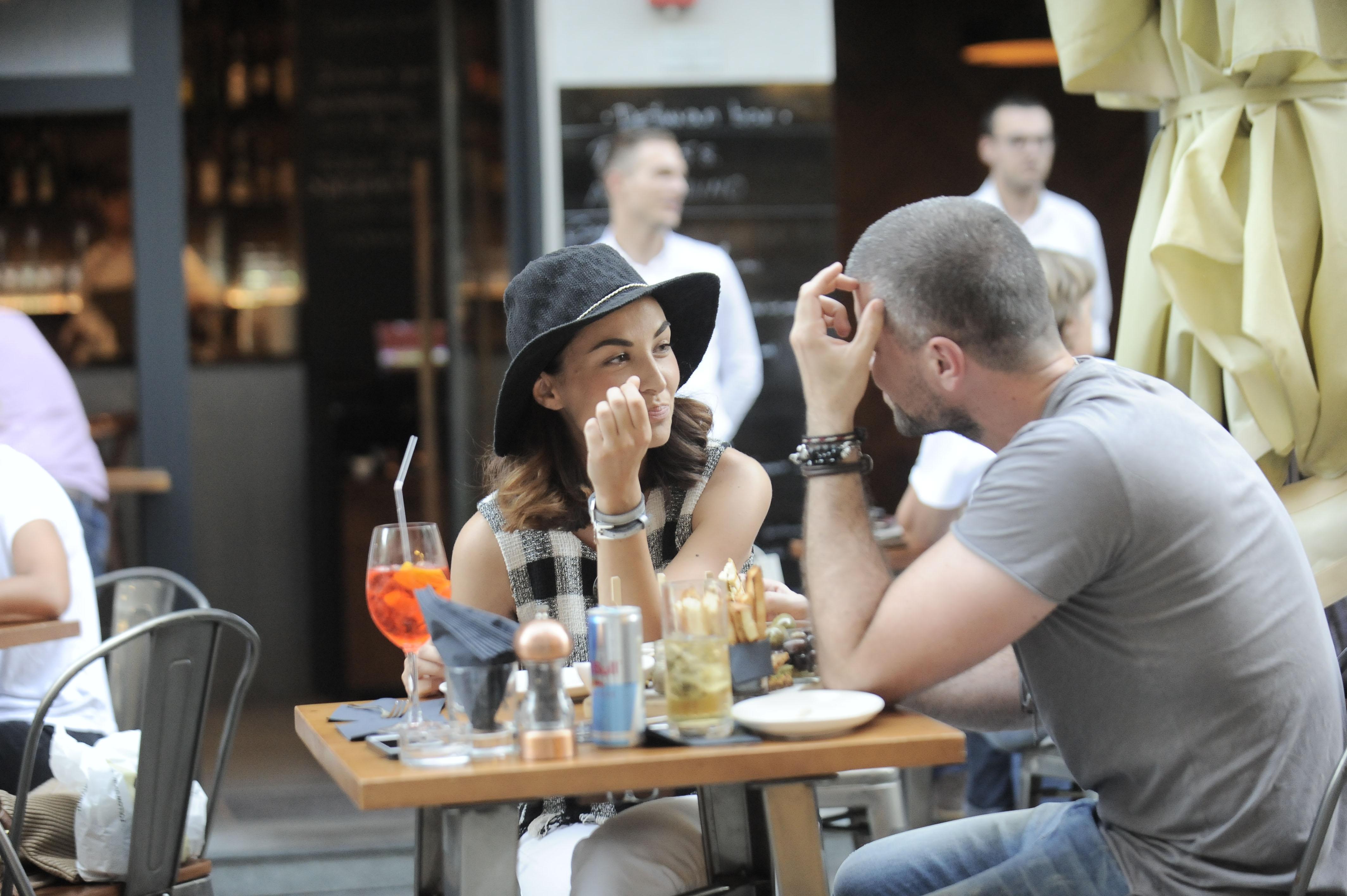 Tatjana Jurić i Ivan Zubak u kolovozu 2016.