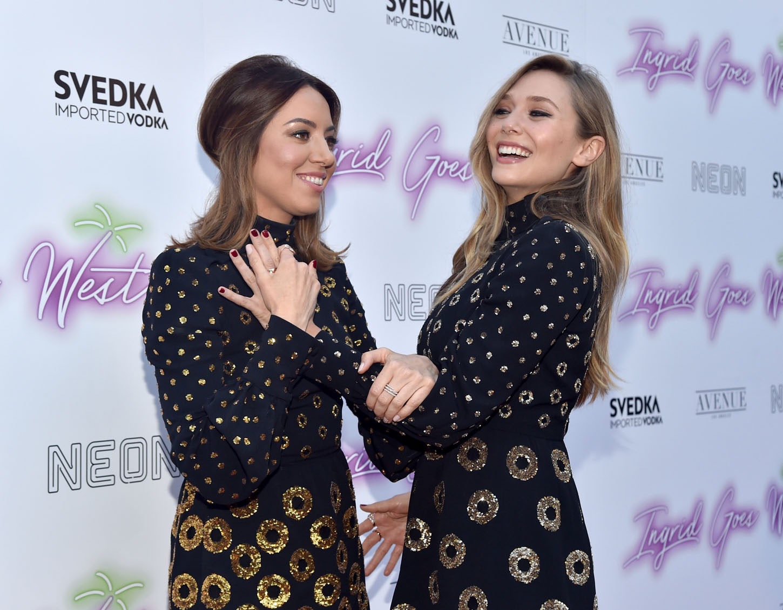"""Glumice Aubrey Plaza i Elizabeth Olsen na premijeri filma """"Ingrid Goes West u srpnju ove godine"""