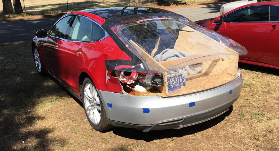 Tesla-Model-S-DIY-Repair
