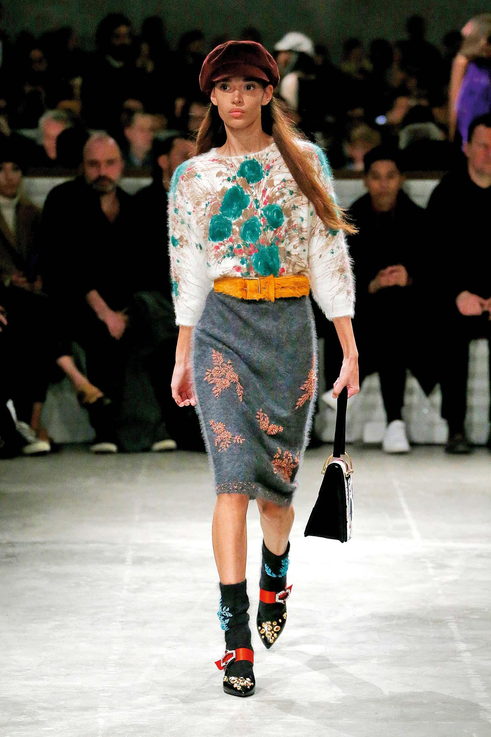 I modna kuća Prada u svojoj ponudi ima pulovere