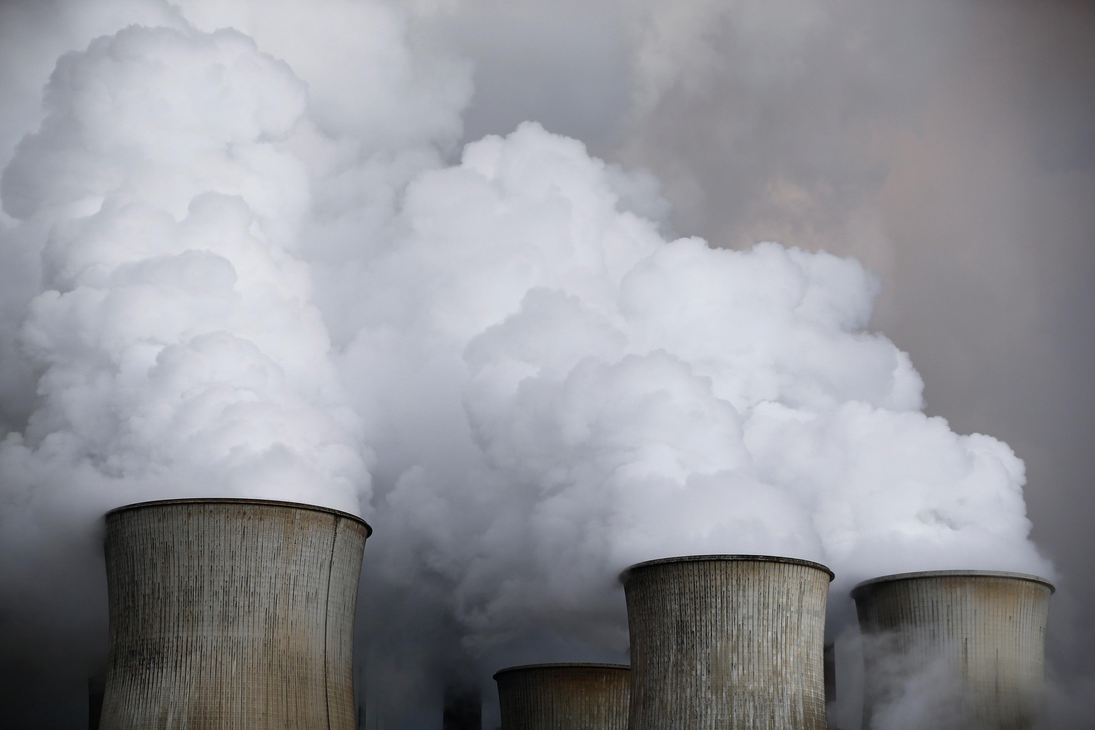 Termoelektrana na ugljen RWE u Njemačkoj