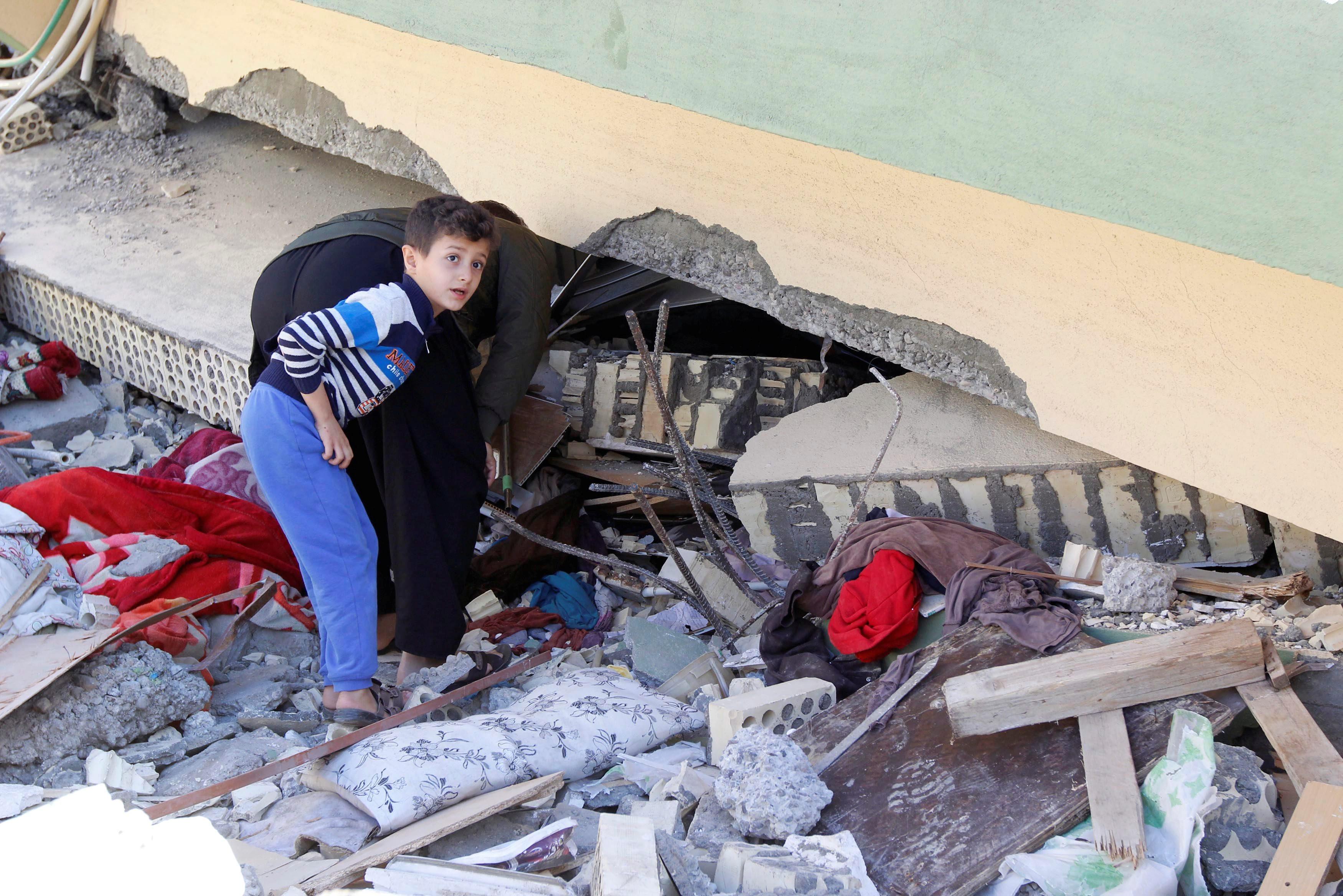 Iran potres