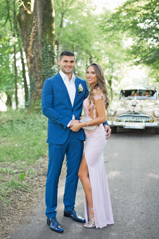 Sa studenticom ekonomije Marinelom Ćajom u vezi je četiri godine, a ljetos je bio vjenčani kum svom prijatelju, veslaču Valentu Sinkoviću