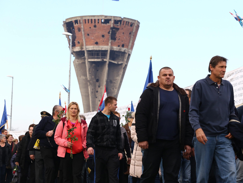 Vukovar, kolona sjećanja