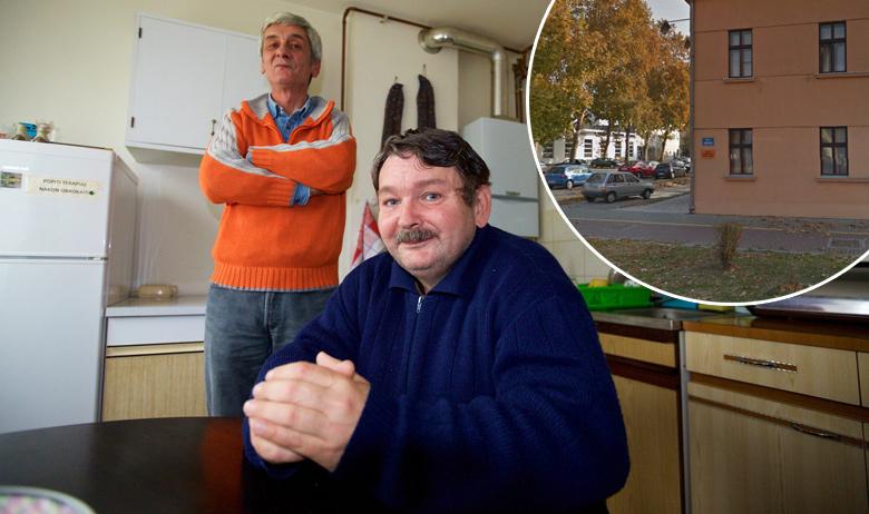 Marko Kordić i Darko Kovačić u zajedničkom stanu u koji su uselili 2014. godine u studenom