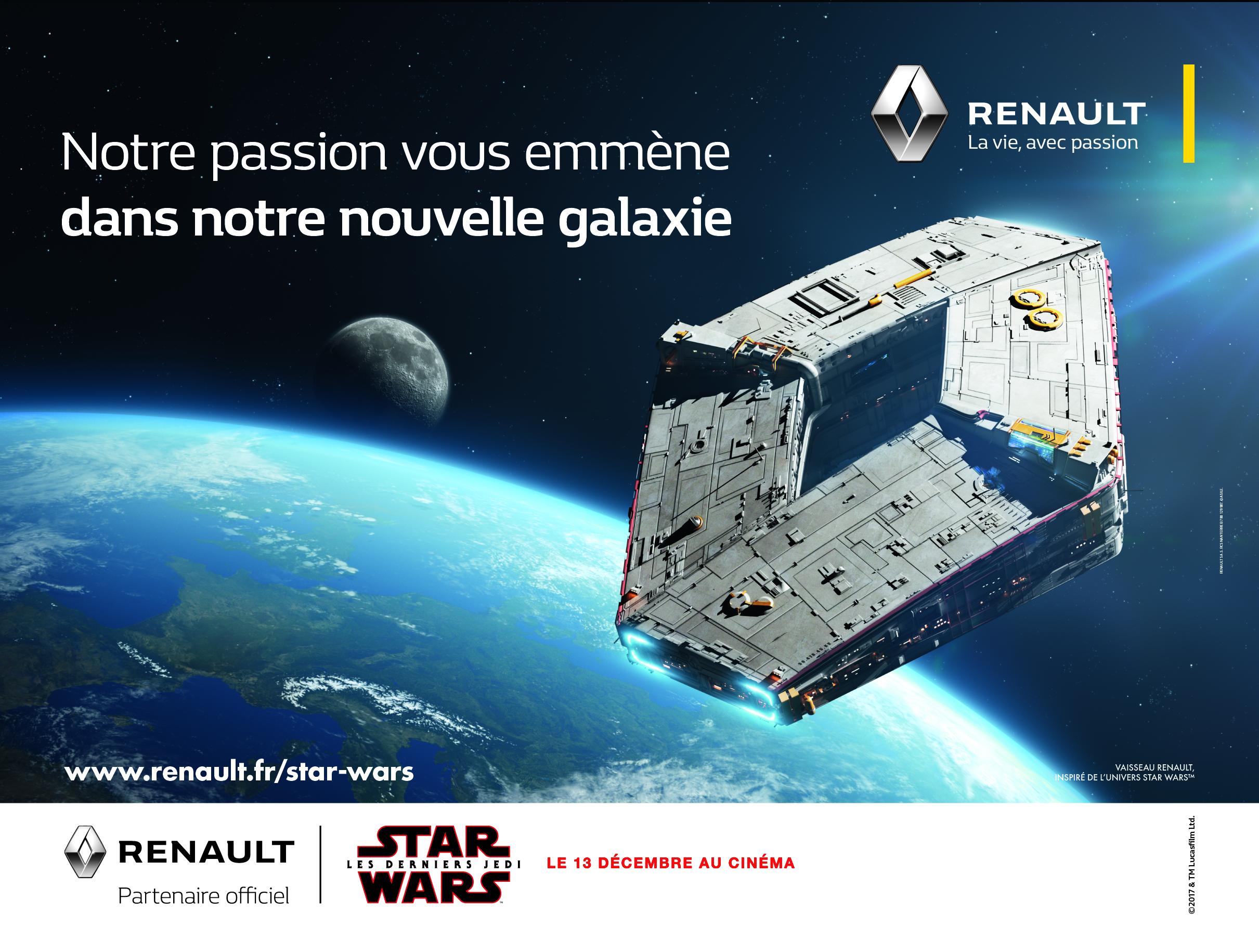 Renault i Ratovi zvijezda