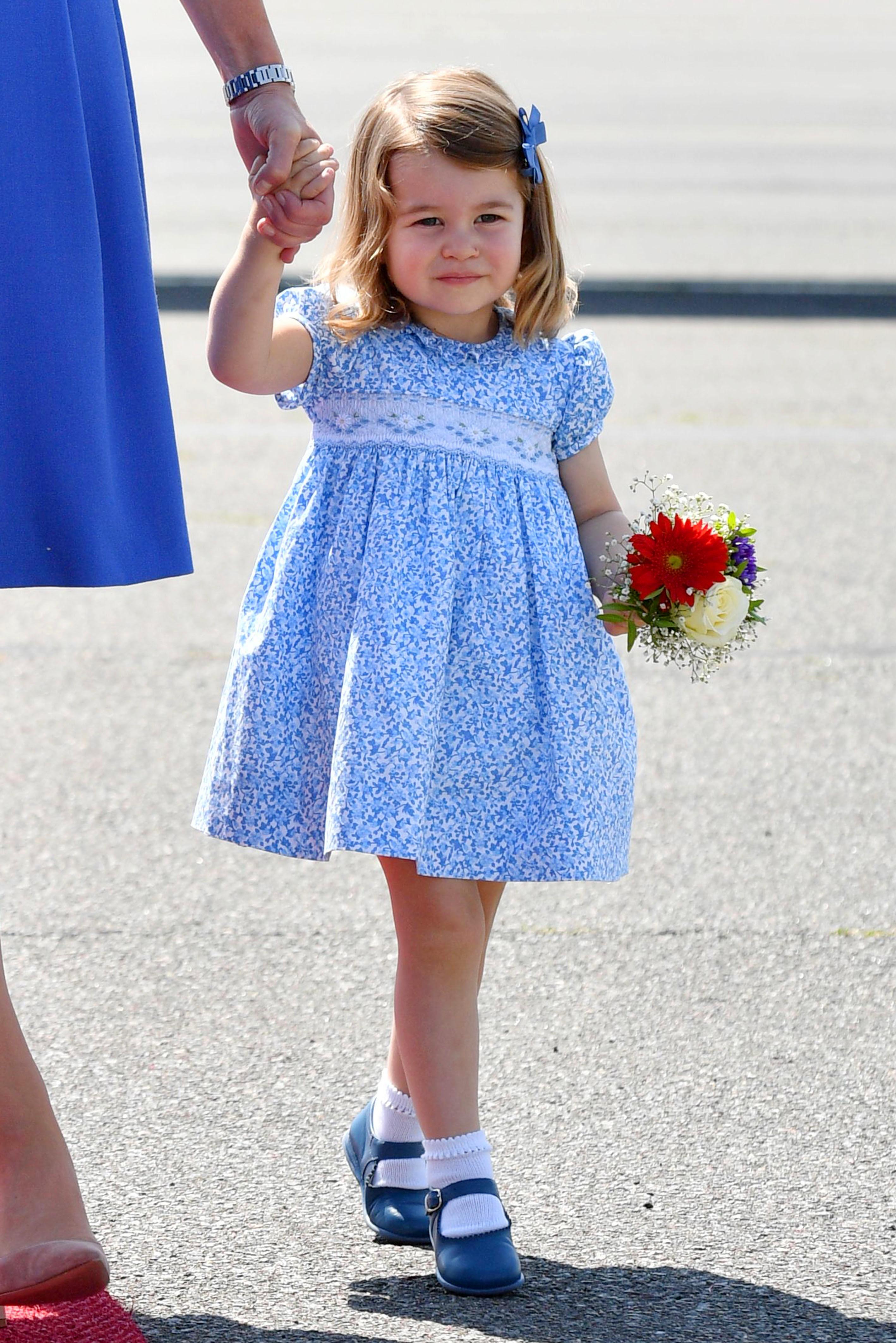 2. svibnja 2015. na svijet je stigla princeza Charlotte od Cambridgea, drugo dijete Kate Middleton i princa Williama