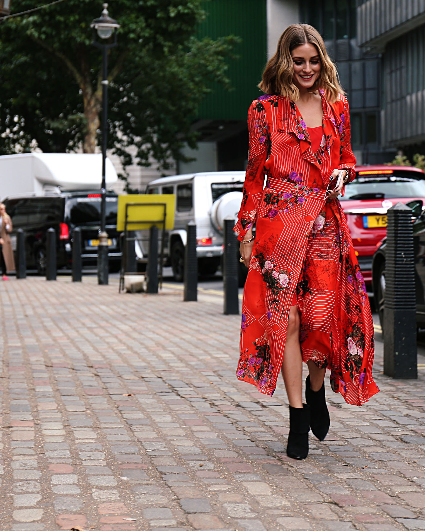 September 17, 2017 - London, United Kingdom - LONDON- 16 September 2017 Olivia Palermo on the street during the London Fashion Week, Image: 353882272, License: Rights-managed, Restrictions: , Model Release: no, Credit line: Profimedia, Zuma Press - Archives