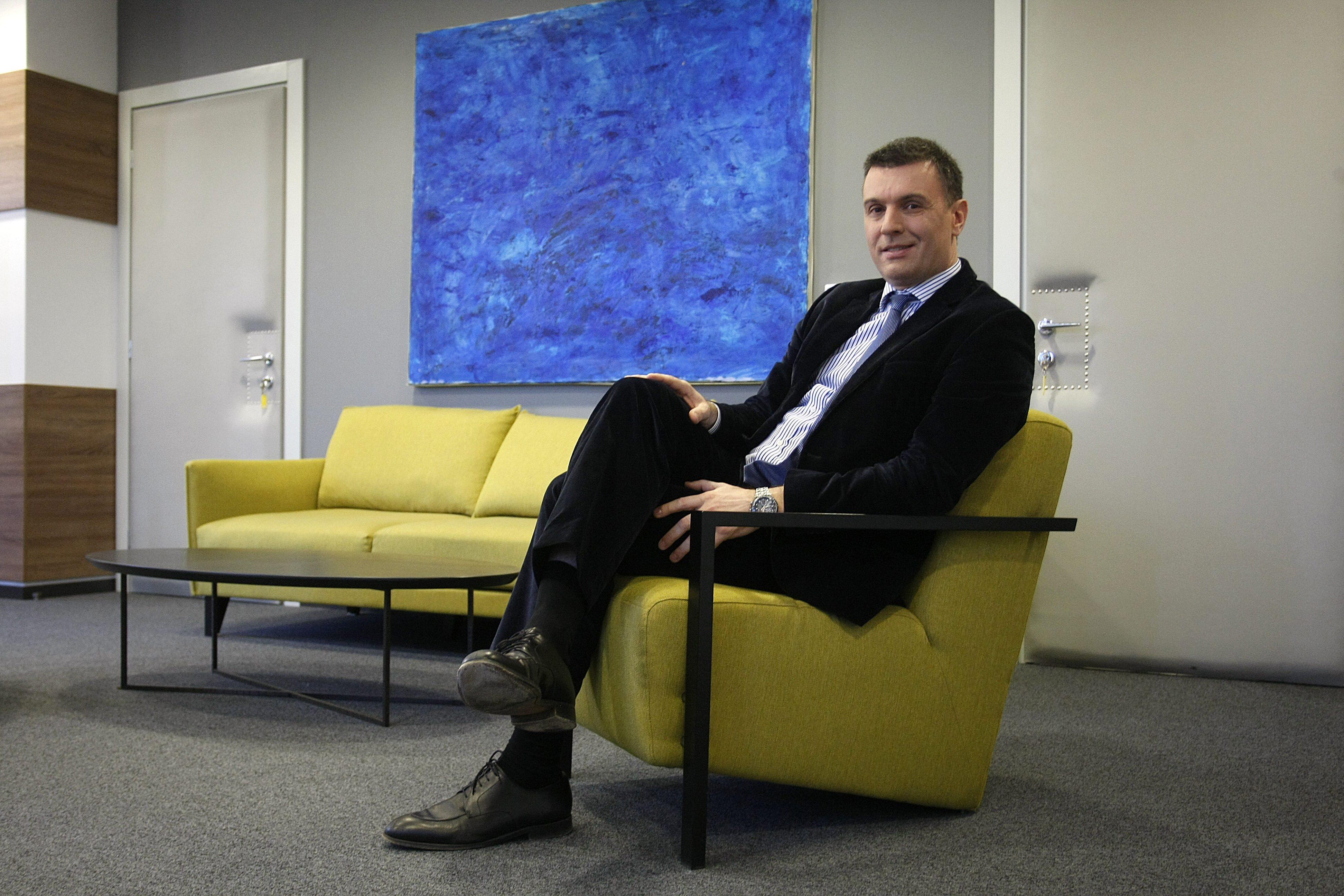 Predsjednik liječničke komore Trpimir Goluža