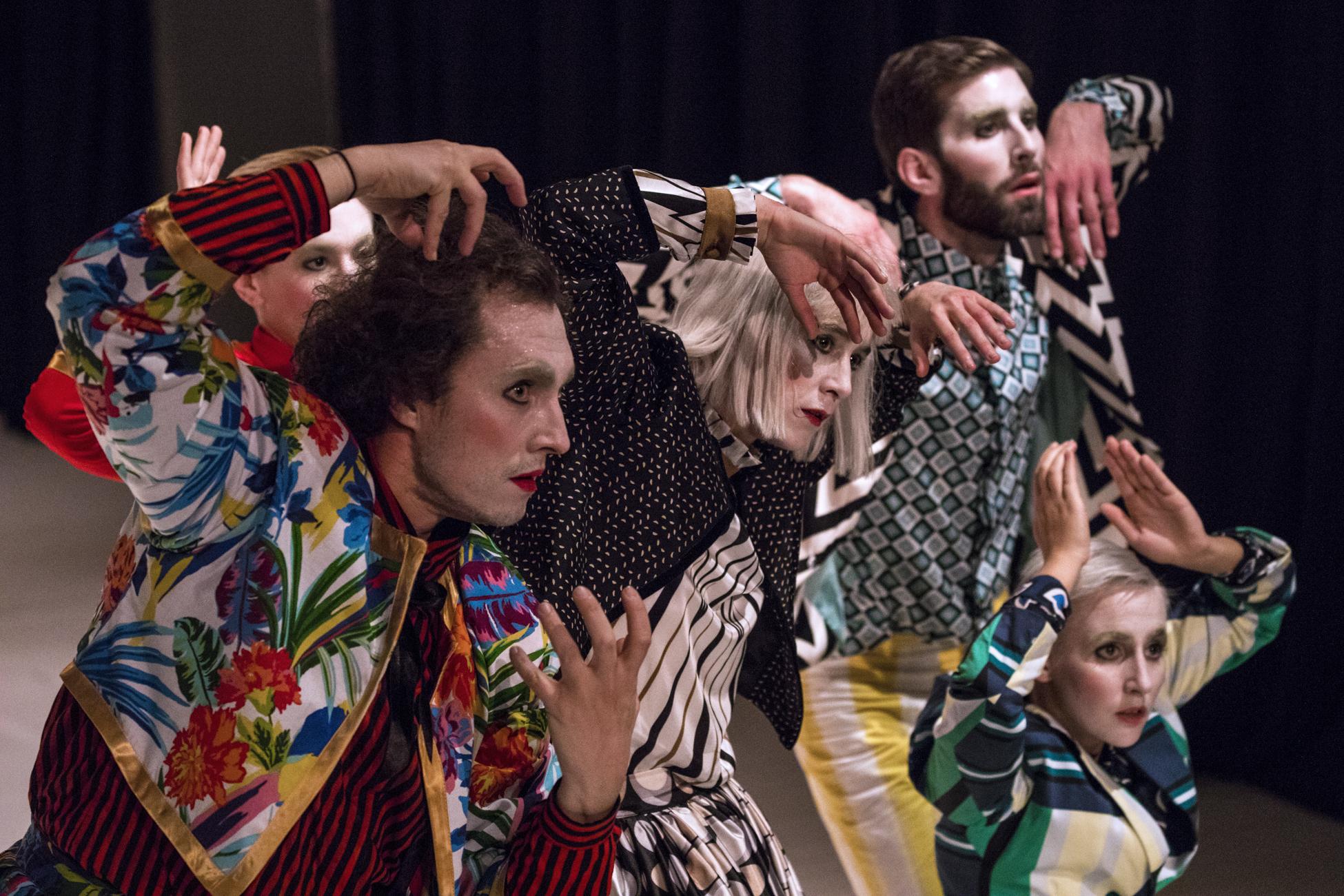 Premijera predstave 'Staging a Play: Tartuffe' u Svetvinčentu