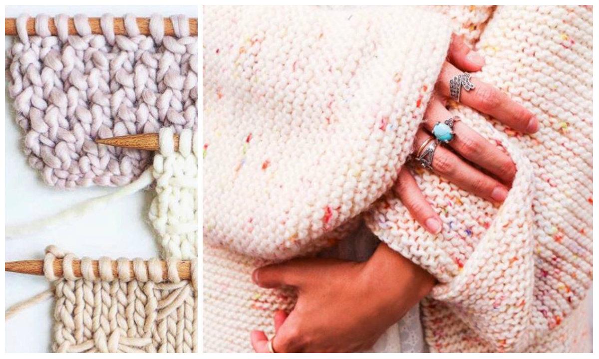 Pletenje collage