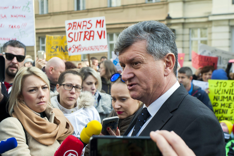 Na fotografiji: Milan Kujundžić