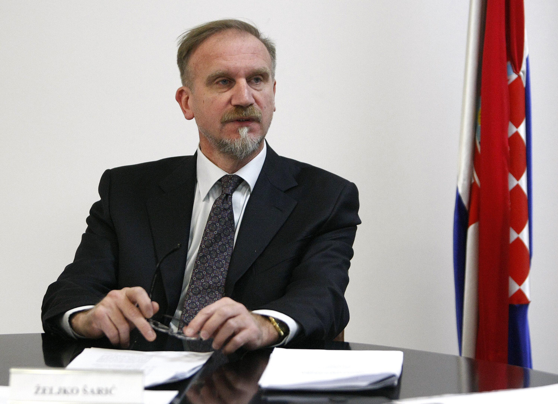 Predsjednik DSV-a Željko Šarić