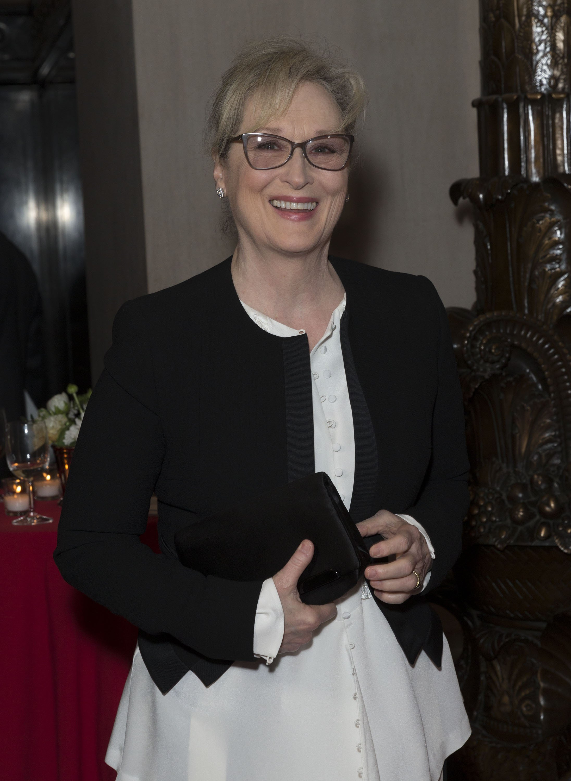 Meryl Streep at arrivals for PEN America's 2017 Literary Gala, The American Museum of Natural History, New York, NY April 25, 2017., Image: 330224970, License: Rights-managed, Restrictions: For usage credit please use; Lev Radin/Everett Collection, Model Release: no, Credit line: Profimedia, Everett
