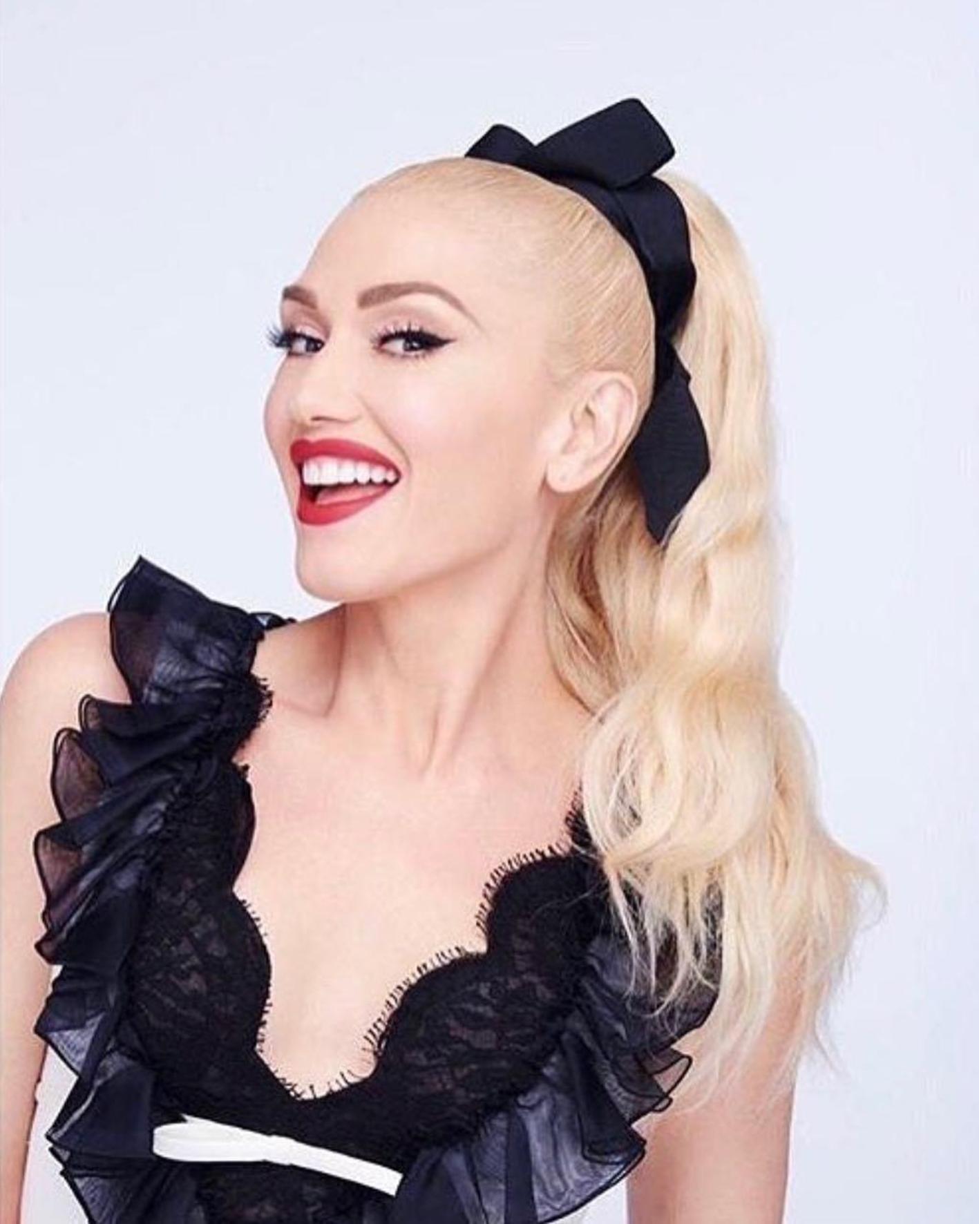 Gwen Stefani (gwenstefani / 04.12.2017):