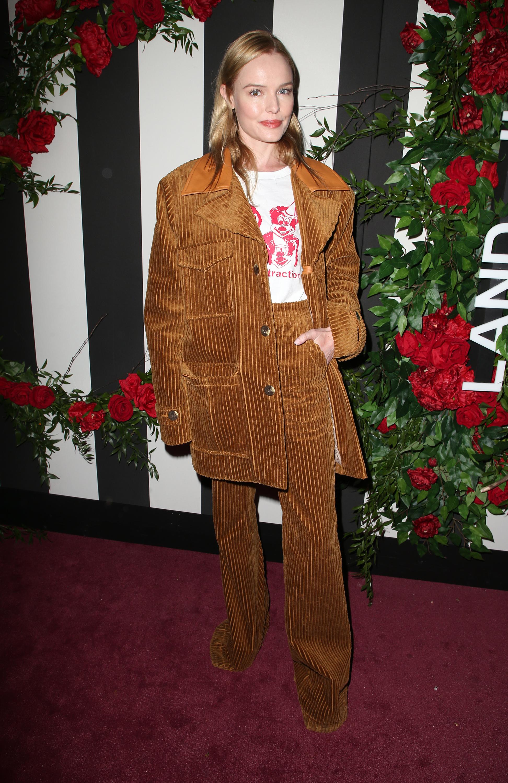 Retro komplet za izlazak: glumica Kate Bosworth