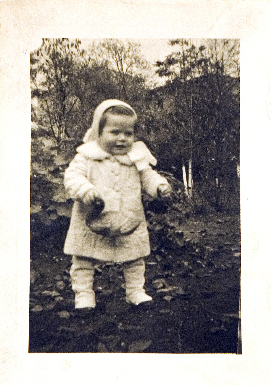Zagreb, 120216. Kresimirov trg. Na fotografiji: Mirjana Bohanec Vidovic, glumica i operna pjevacica. Reprodukcija. Foto: privatna arhiva