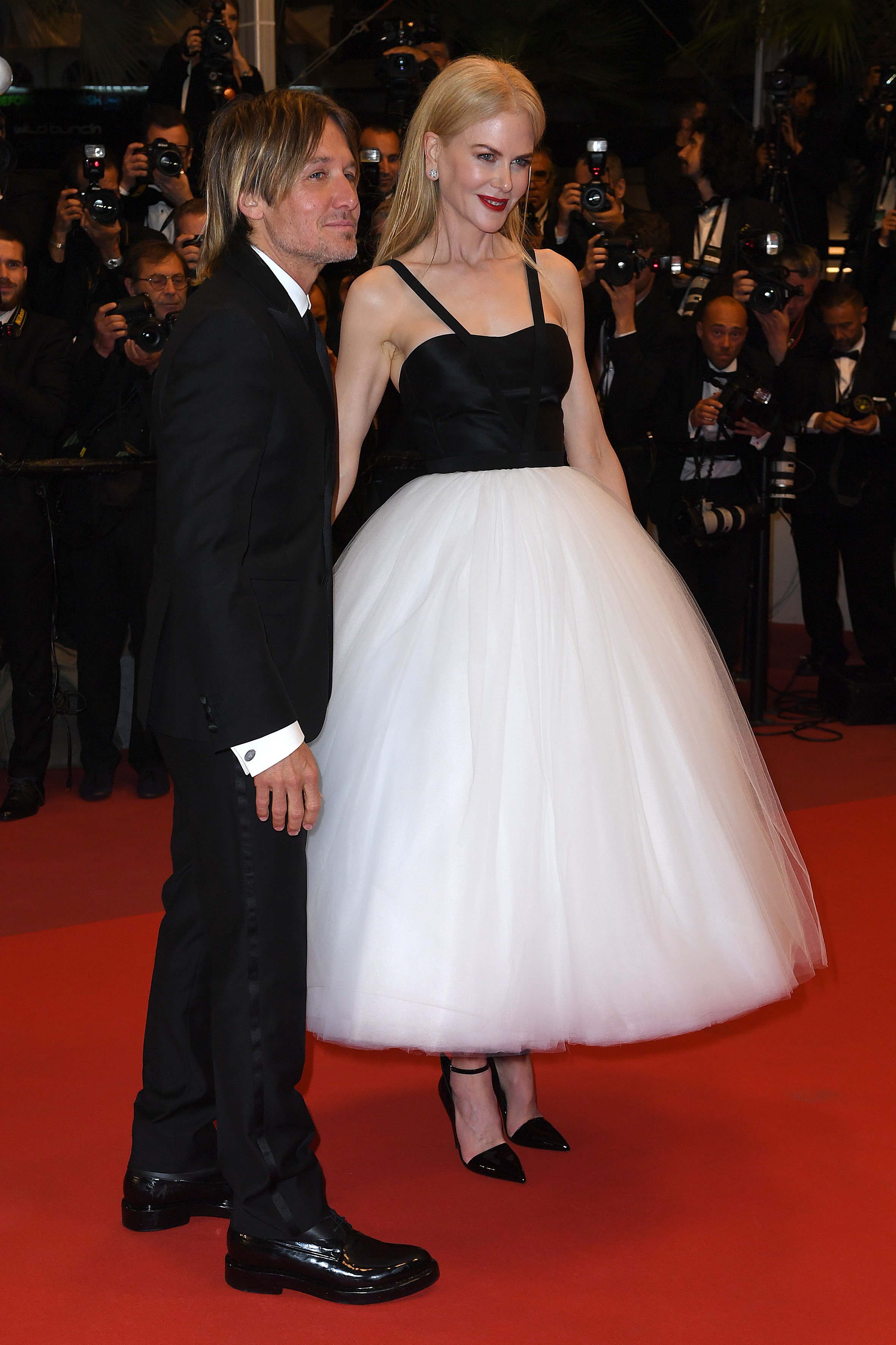 Cannes Nicole Kidman and husband Keith Urban at premiere in Cannes. <P> Pictured: Nicole Kidman and Keith Urban <B>Ref: SPL1505654  220517  </B><BR/> Picture by: Newspictures / Splash News<BR/> </P><P> <B>Splash News and Pictures</B><BR/> Los Angeles:310-821-2666<BR/> New York:212-619-2666<BR/> London:870-934-2666<BR/> <span id=