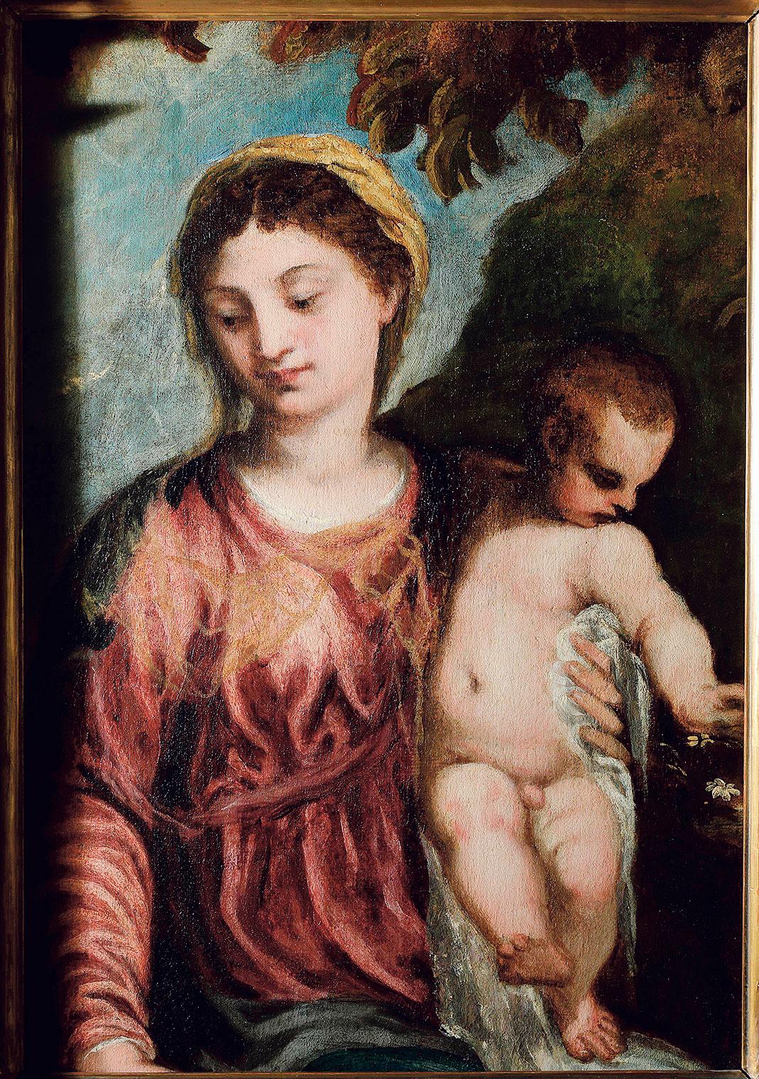 Jutarnji List Kako Je Vrijedna Bogorodica Andrije Medulica