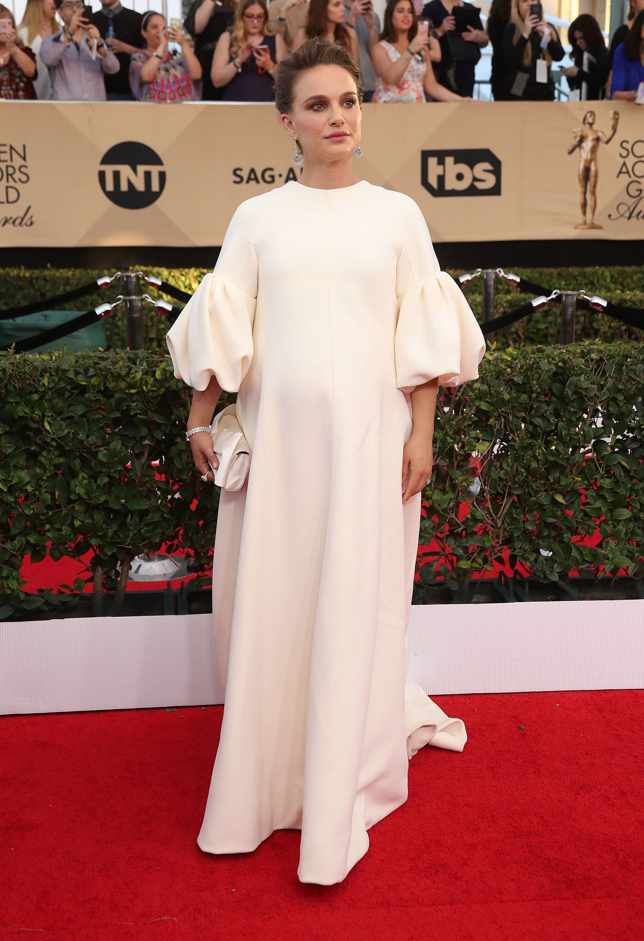 29 January 2017 - Los Angeles, California - Natalie Portman. 23rd Annual Screen Actors Guild Awards held at The Shrine Expo Hall. Photo, Image: 313863921, License: Rights-managed, Restrictions: , Model Release: no, Credit line: Profimedia, Insight Media