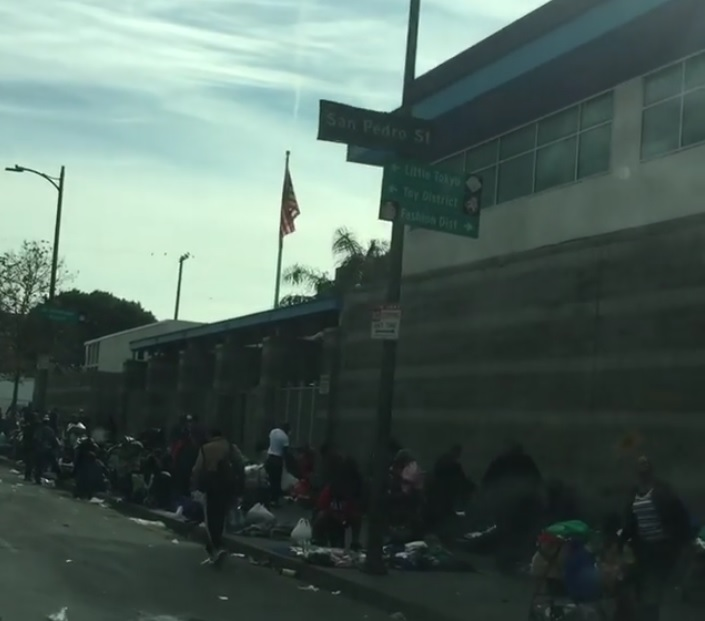 Snimka nastala na Božić šokirala je i one koji su znali za velik broj beskućnika