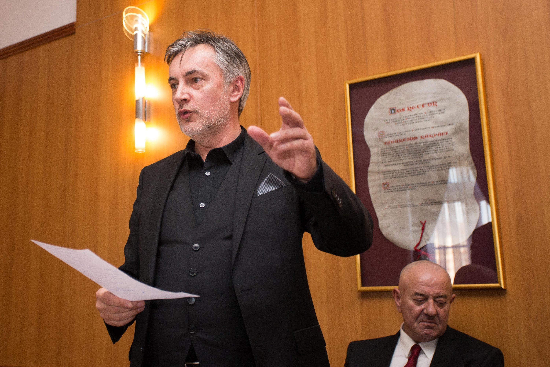 Na fotografiji: Miroslav Škoro