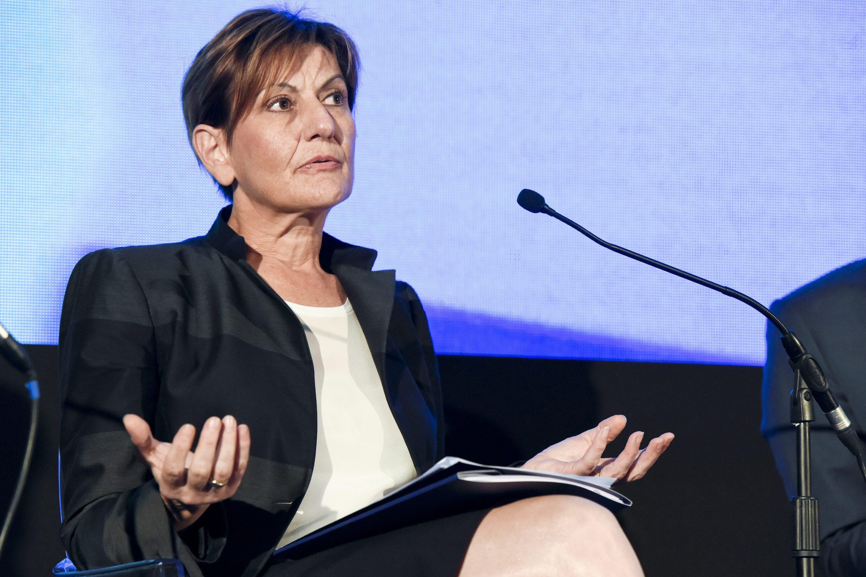 Ministrica gospodarstva Martina Dalić