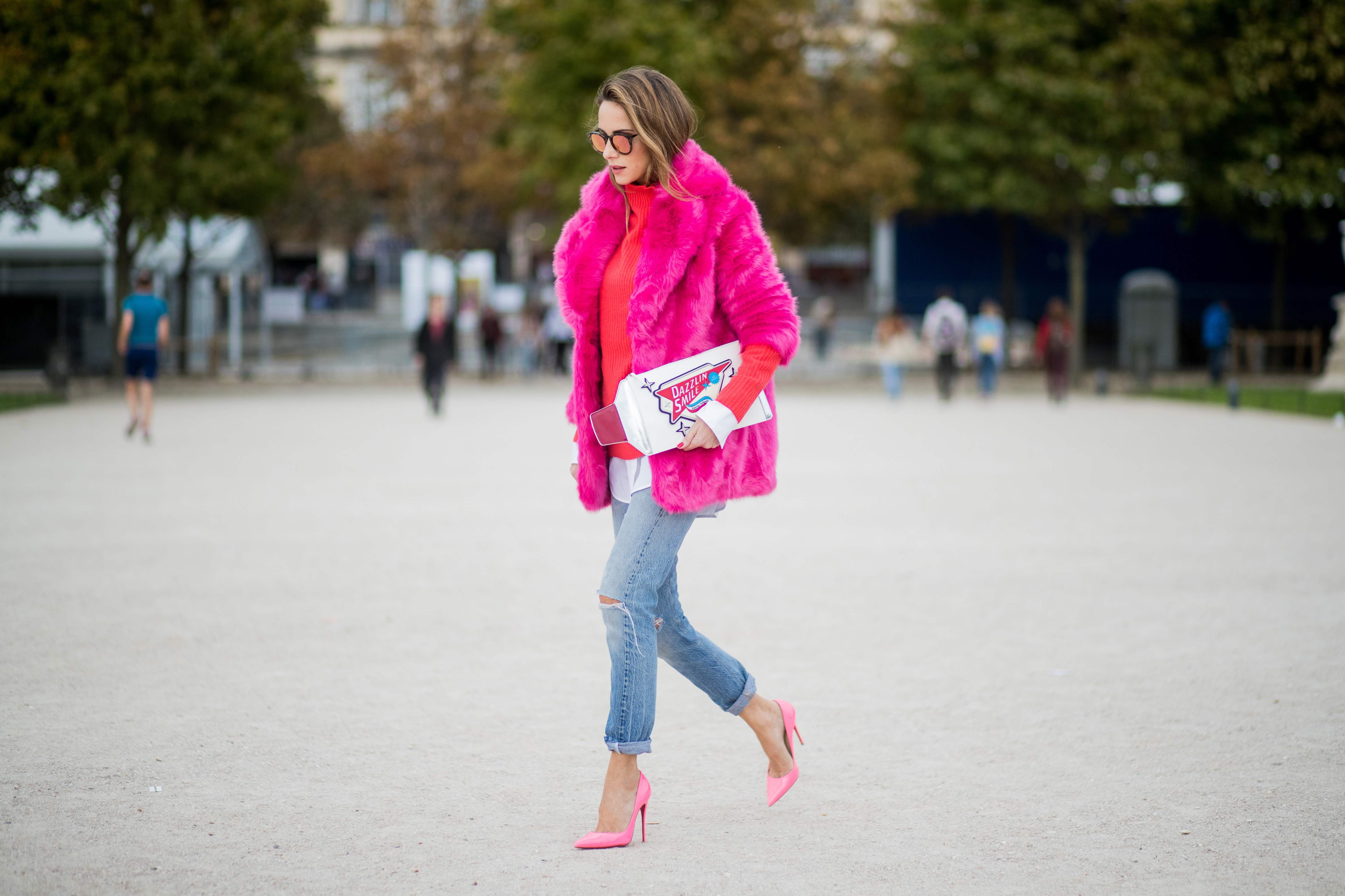 Modna blogerica Alexandra Lapp