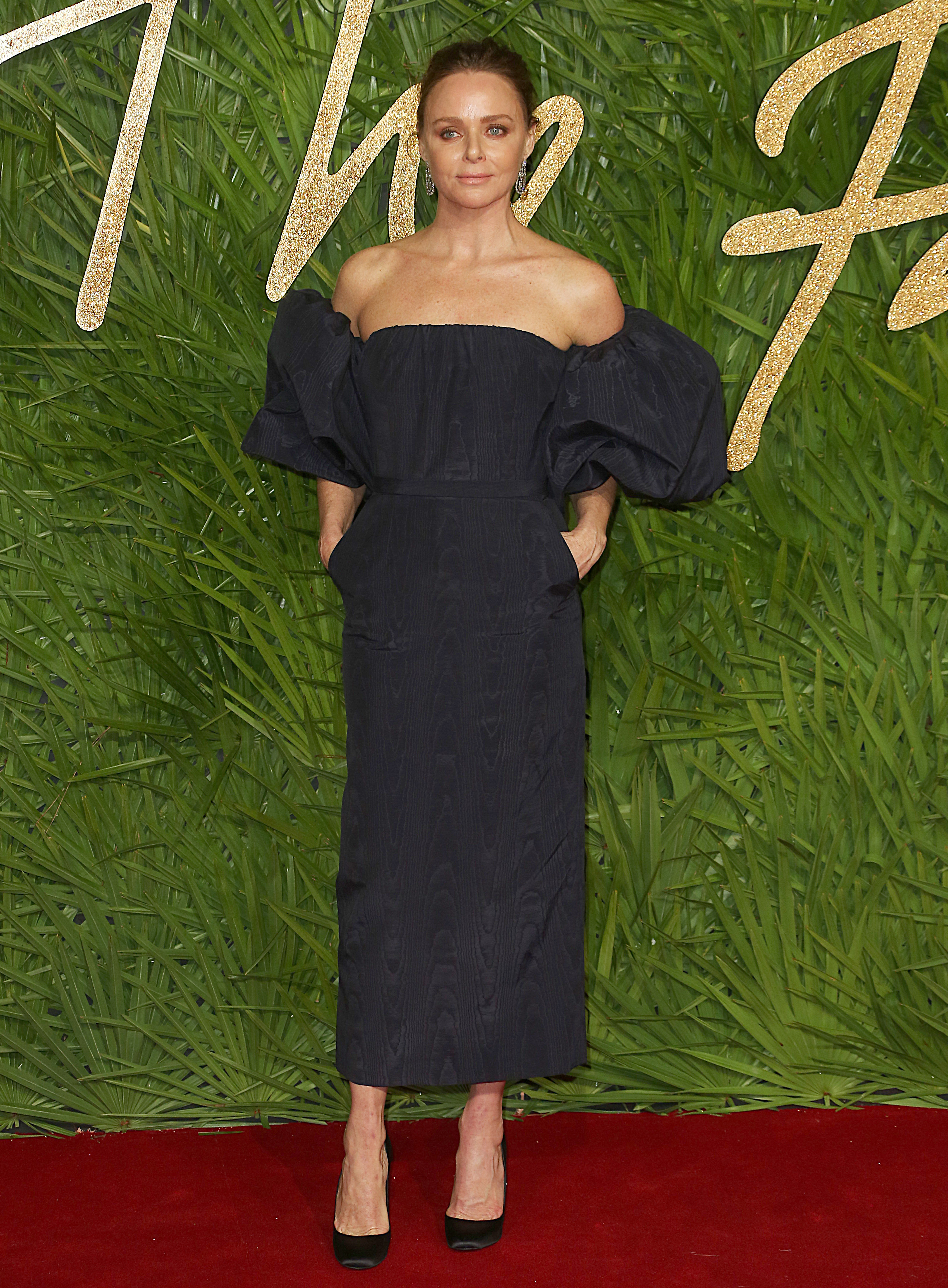 The Fashion Awards 2017, Royal Albert Hall, London UK, 04 December 2017, Photo by Brett D. Cove <P> Pictured: Stella McCartney <B>Ref: SPL1632930  051217  </B><BR/> Picture by: Brett D. Cove / Splash News<BR/> </P><P> <B>Splash News and Pictures</B><BR/> Los Angeles:310-821-2666<BR/> New York:212-619-2666<BR/> London:870-934-2666<BR/> <span id=