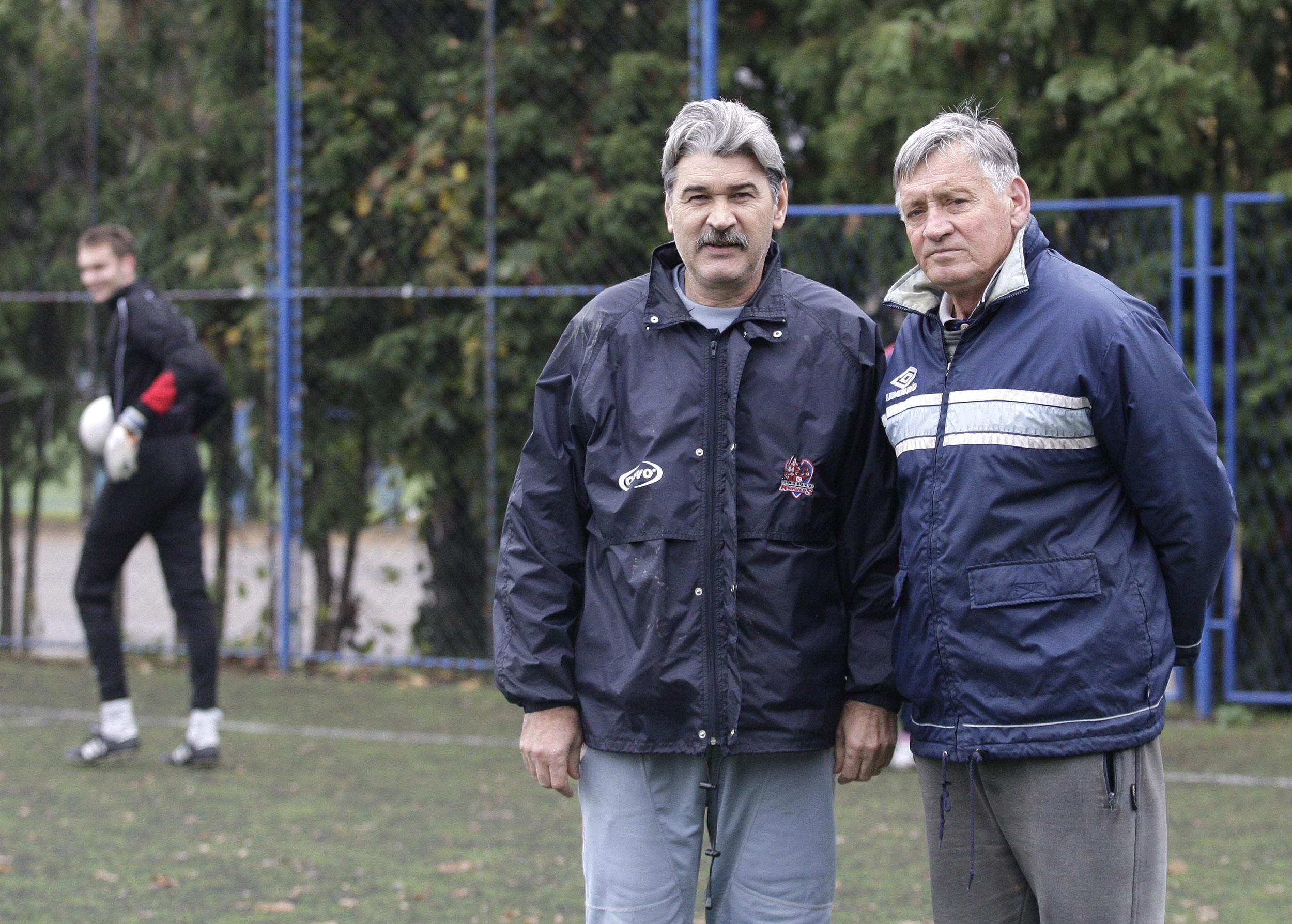 Željko Stinčić (lijevo) i Zlatko Škorić