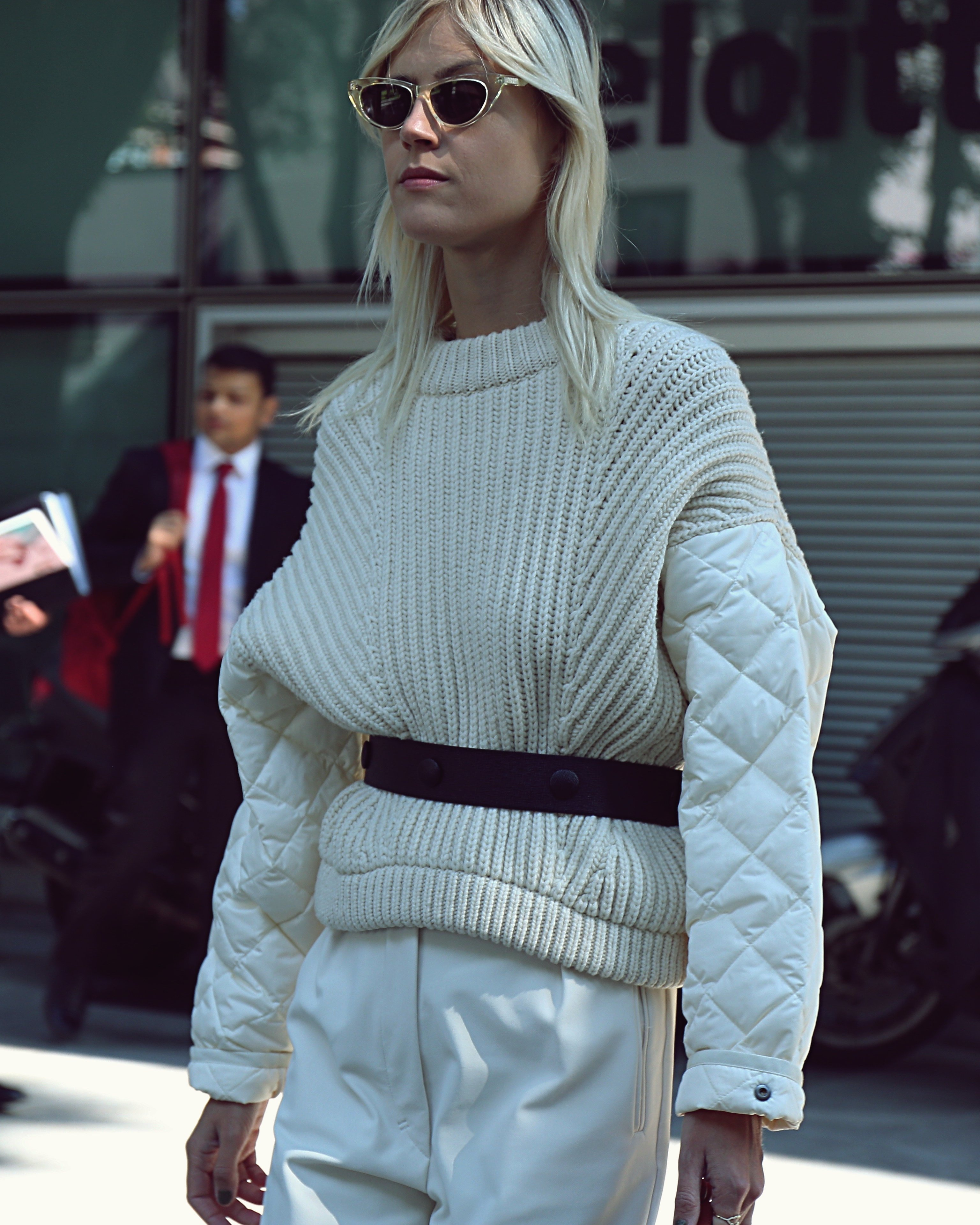 September 22, 2017 - Milan, Italy - MILAN- 22 September 2017 Linda Tol on the street during the Milan Fashion Week, Image: 355680008, License: Rights-managed, Restrictions: , Model Release: no, Credit line: Profimedia, Zuma Press - Archives