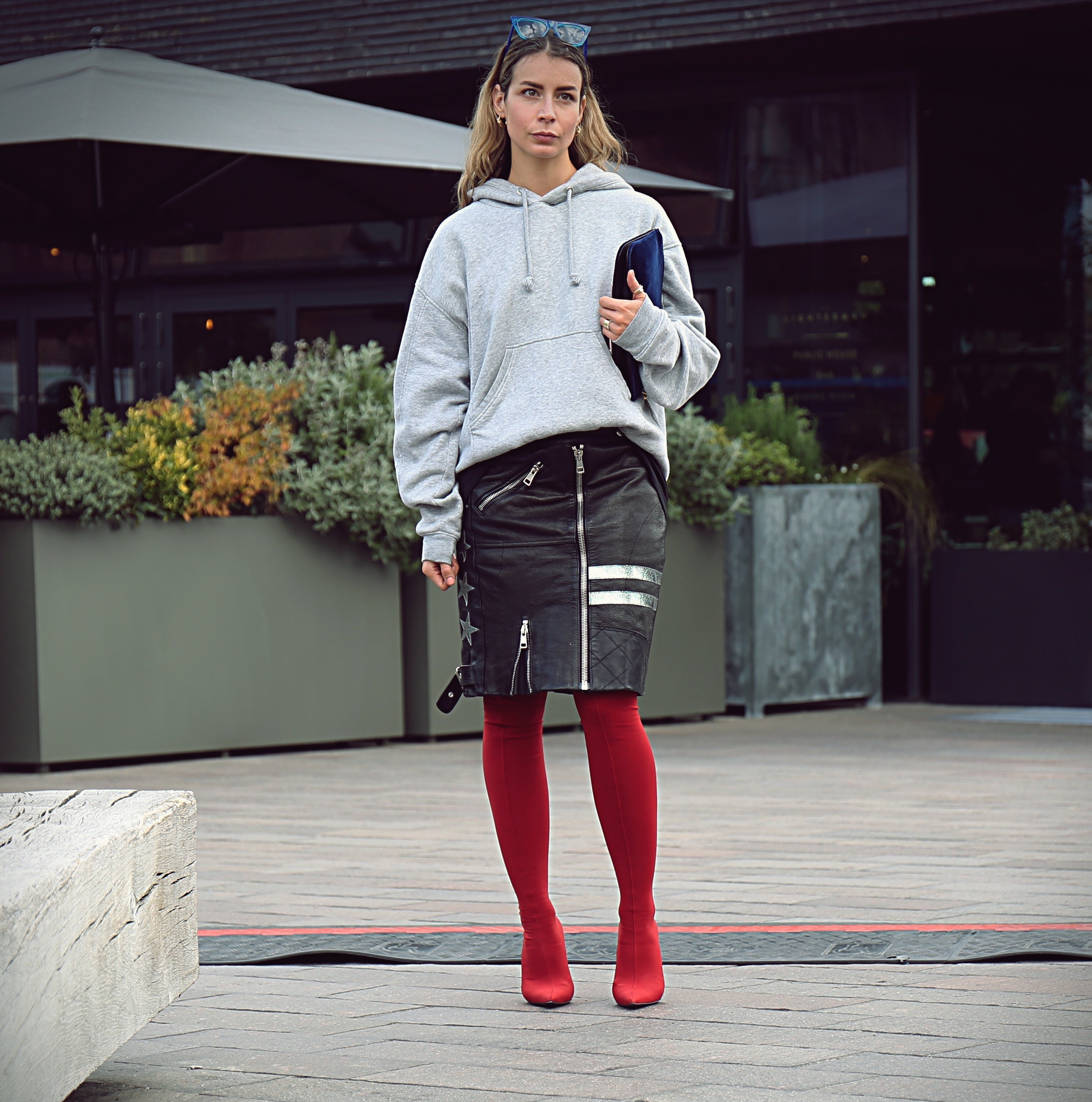 September 17, 2017 - London, United Kingdom - LONDON- 17 September 2017 Irina Lakicevic on the street during the London Fashion Week, Image: 356045178, License: Rights-managed, Restrictions: , Model Release: no, Credit line: Profimedia, Zuma Press - Entertaiment